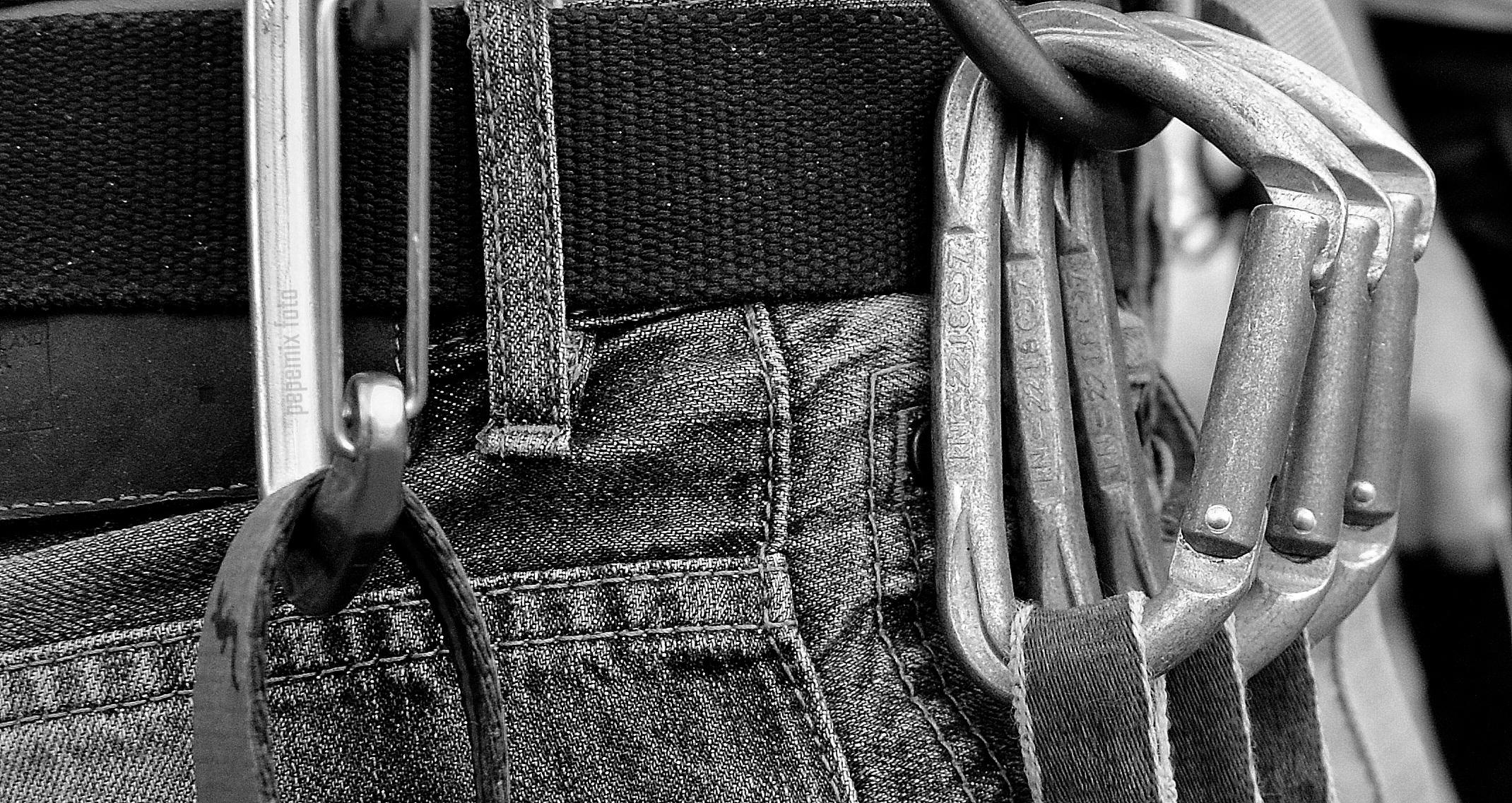 Gambar Hitam Dan Putih Hiking Olahraga Petualangan Jeans