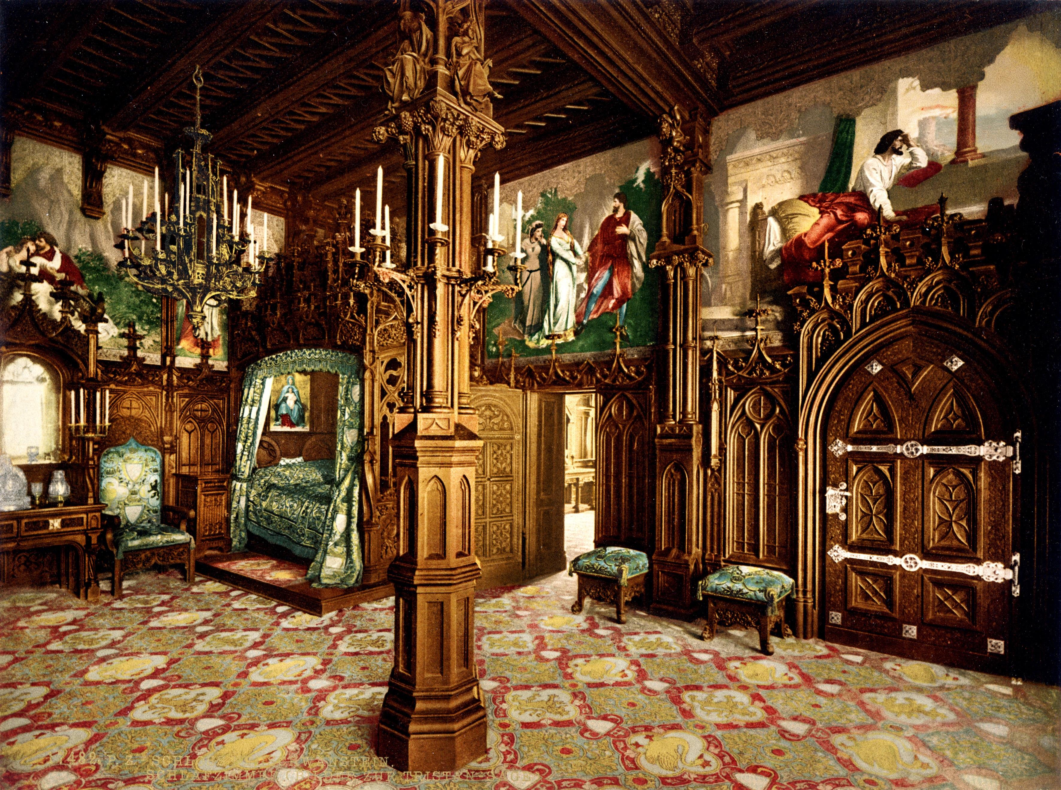 фото старинных замков мира изнутри будет очень