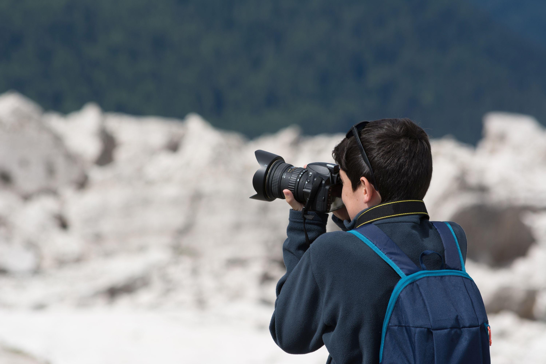 фото о фотографах крайней
