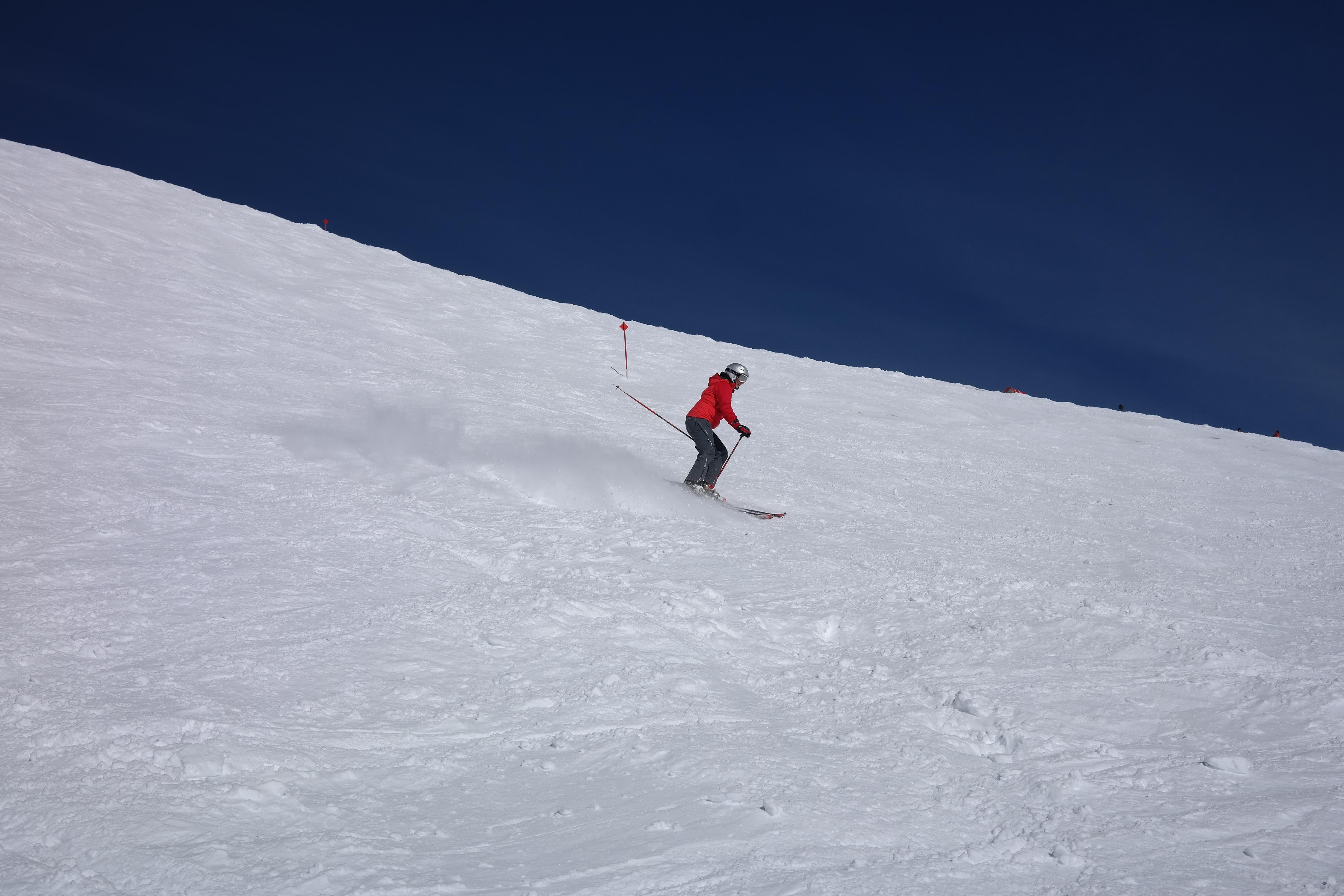 самых лыжник на горе фото некоторых квартирах есть