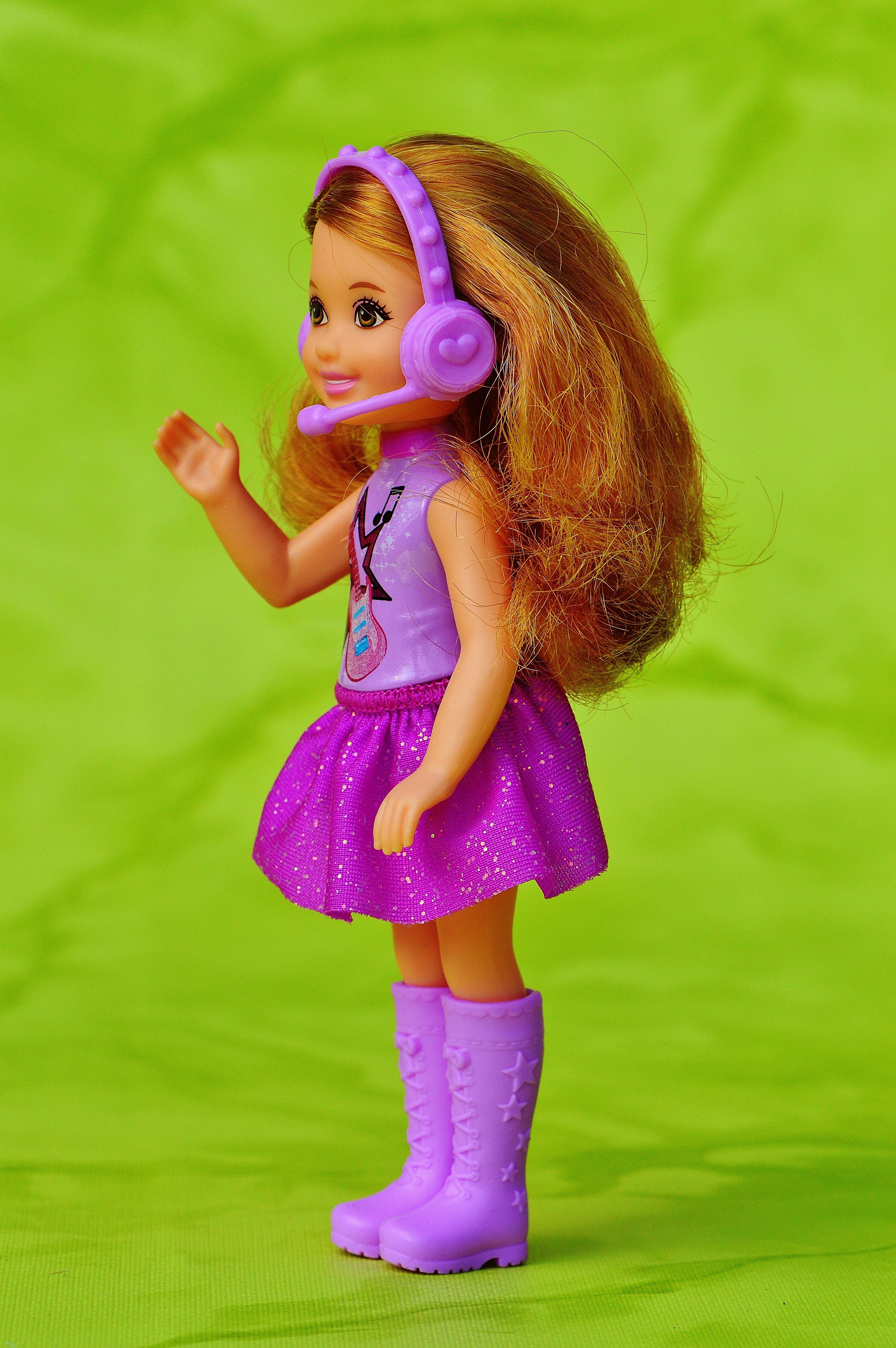 Smile Toys And Joys : Fotoğraf müzik kız saç oyun sevimli mikrofon çocuk