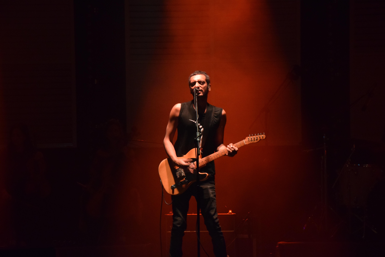 free images music guitar live musician spotlight