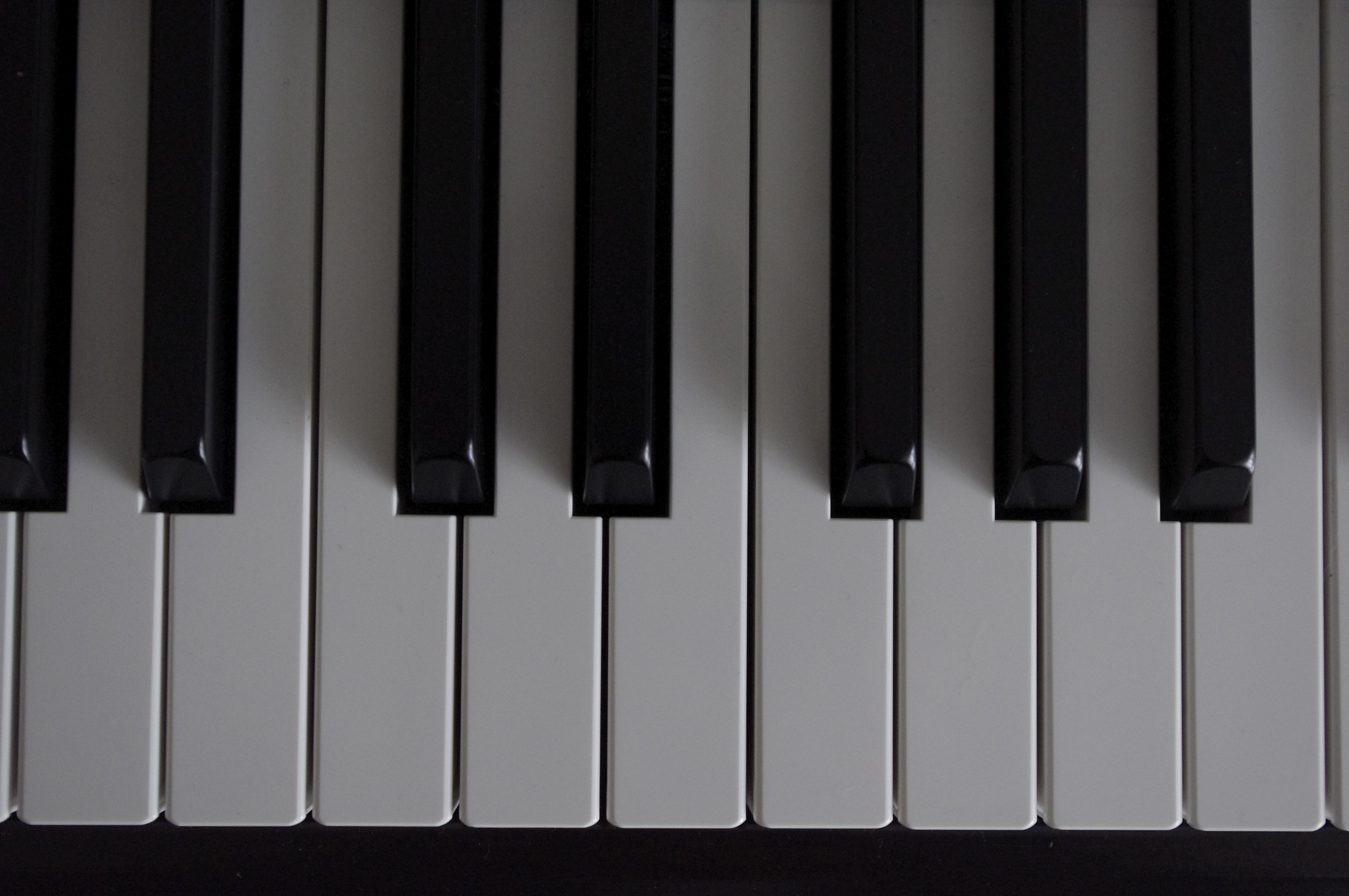 Картинки клавиш на пианино