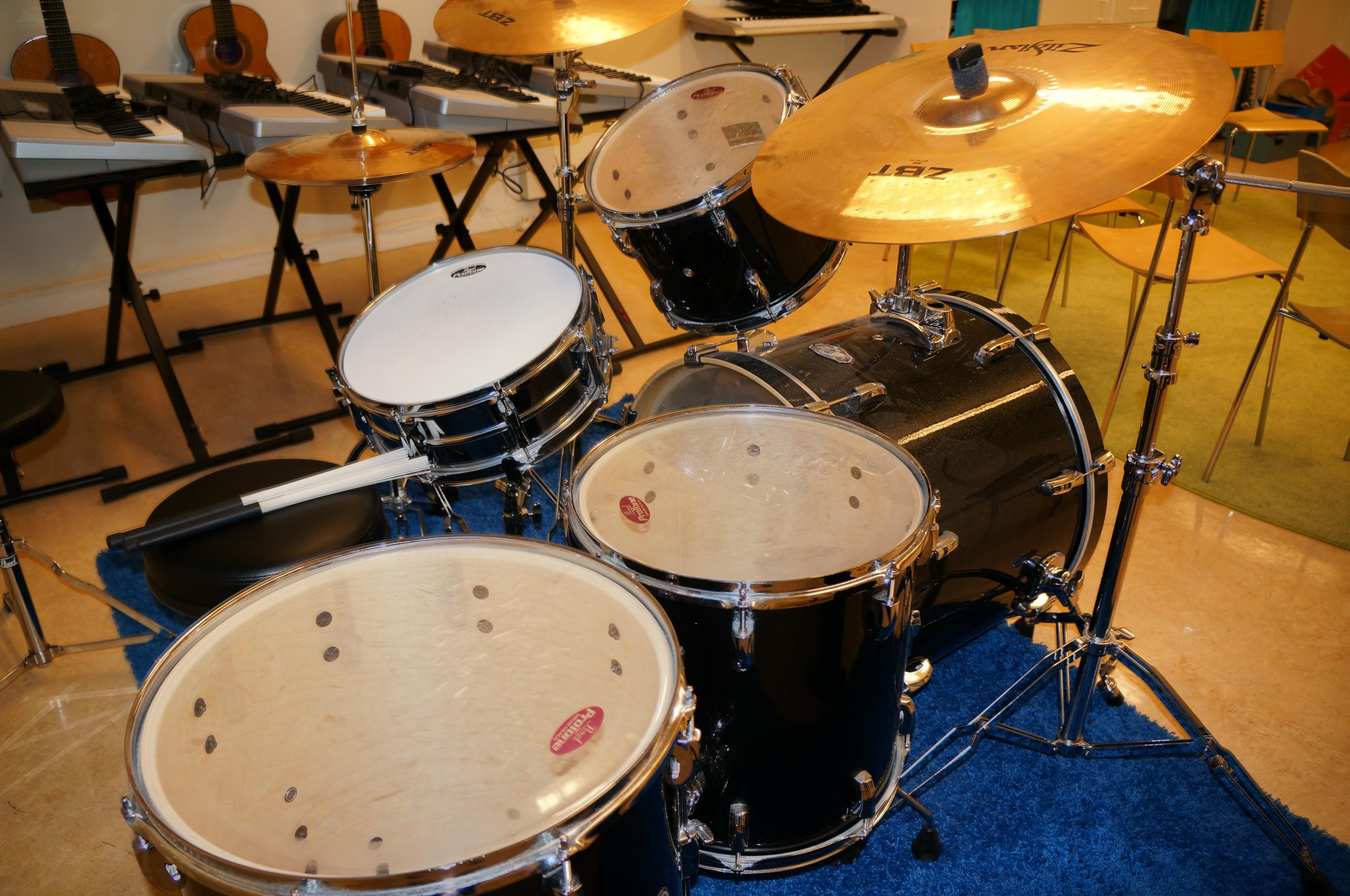 Фото и картинки барабанов