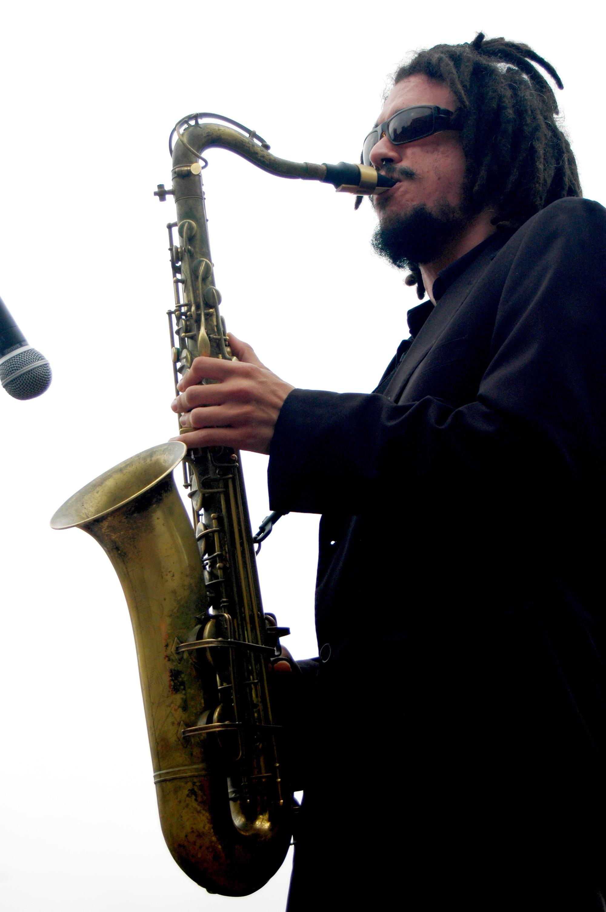 Сексафоном джаз