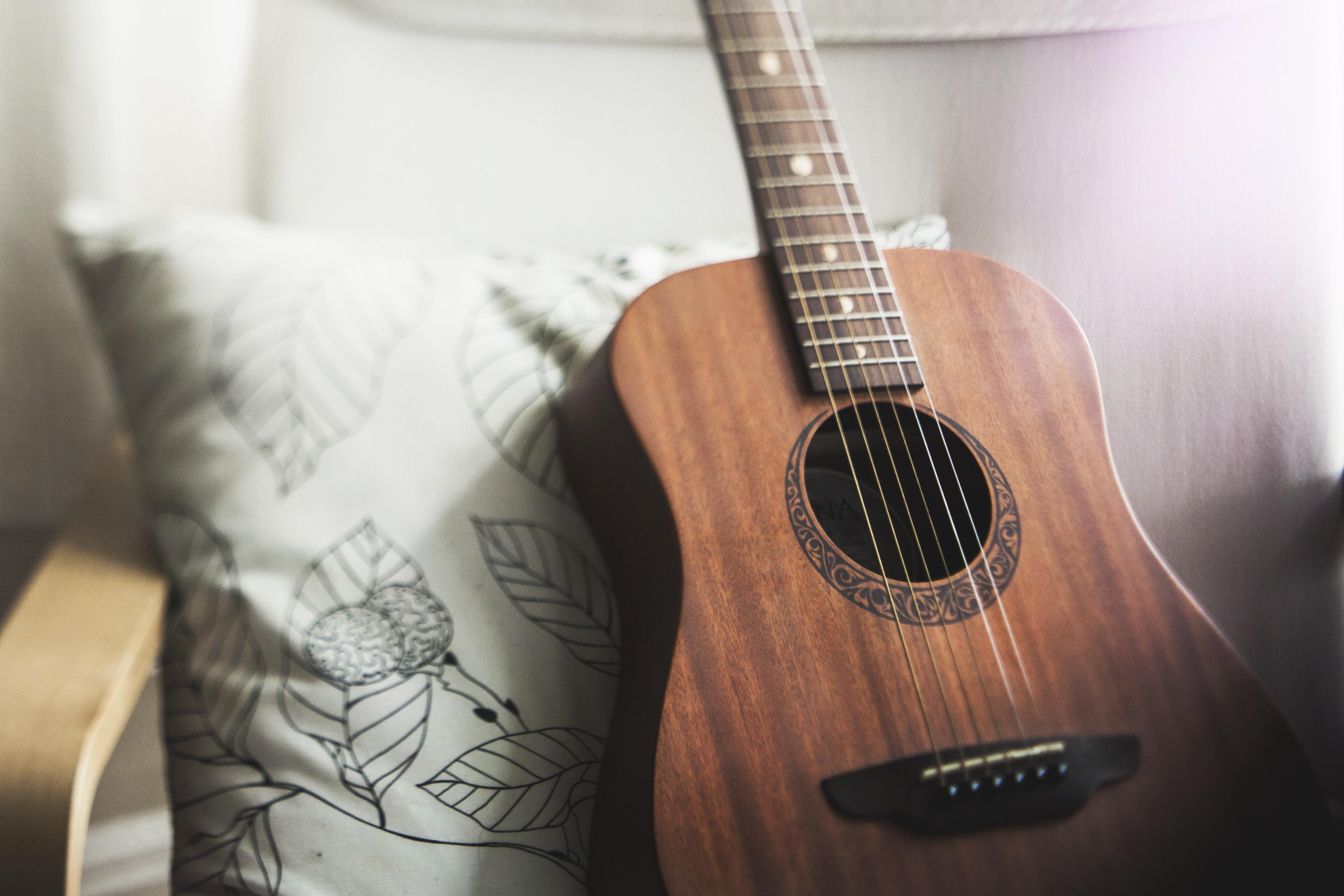 красивые фотографии гитар