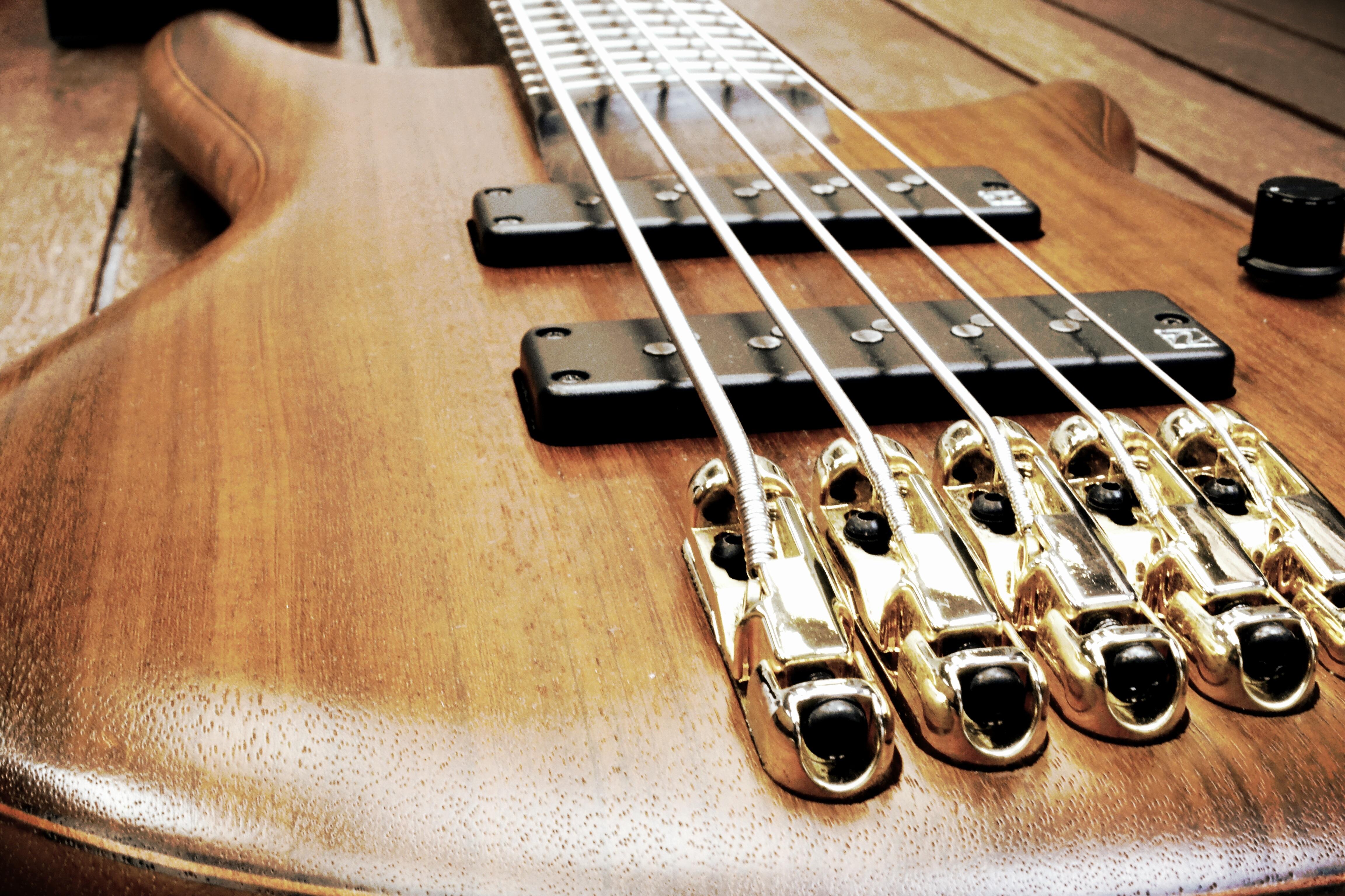 Бас гитара красивые картинки