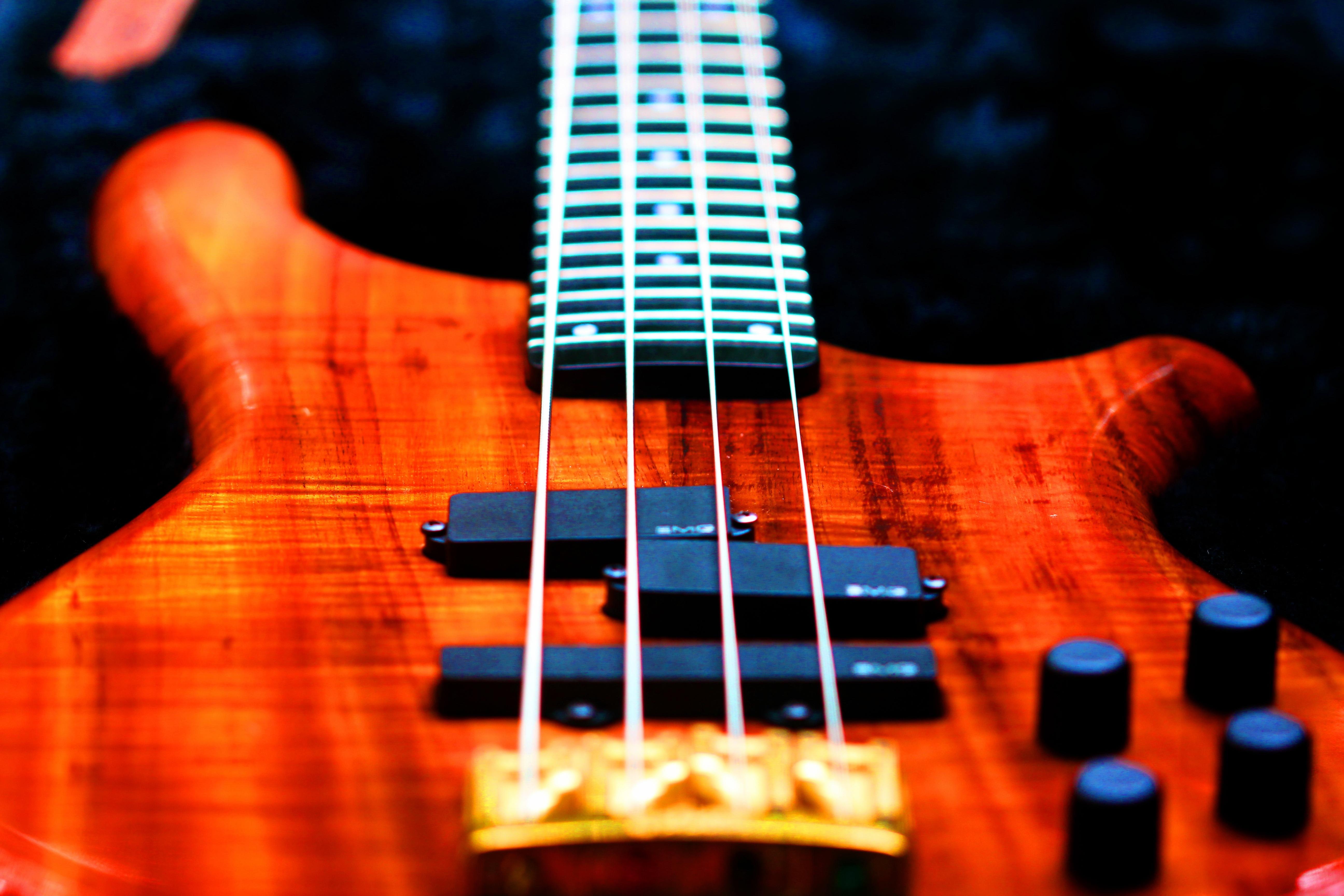 Kostenlose foto : Musik-, Holz, akustische Gitarre, rot, Instrument ...