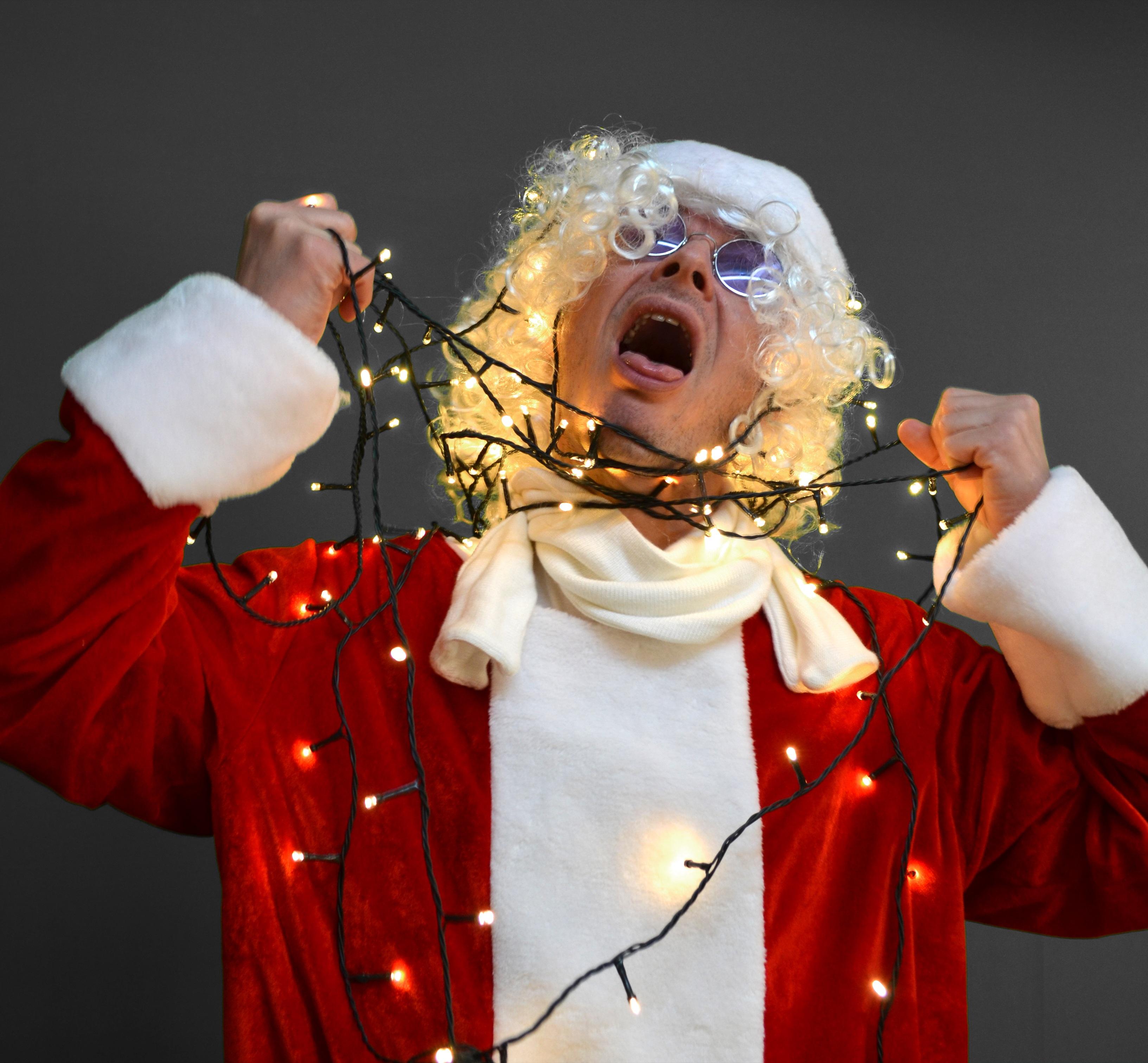 Kostenlose foto : Musiker, Kleidung, Weihnachten, Santa, Schrei ...