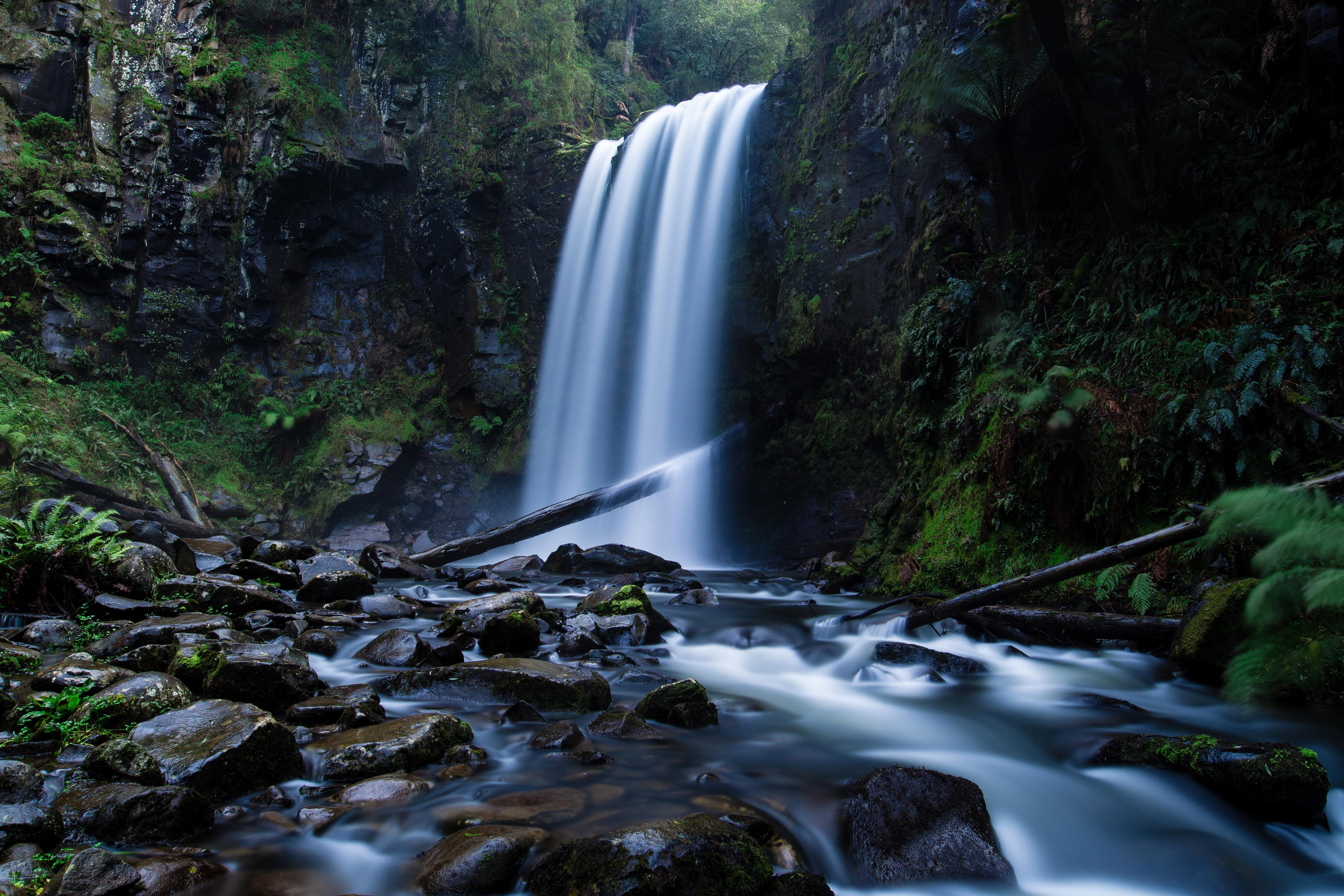 Картинка водопад к богатству