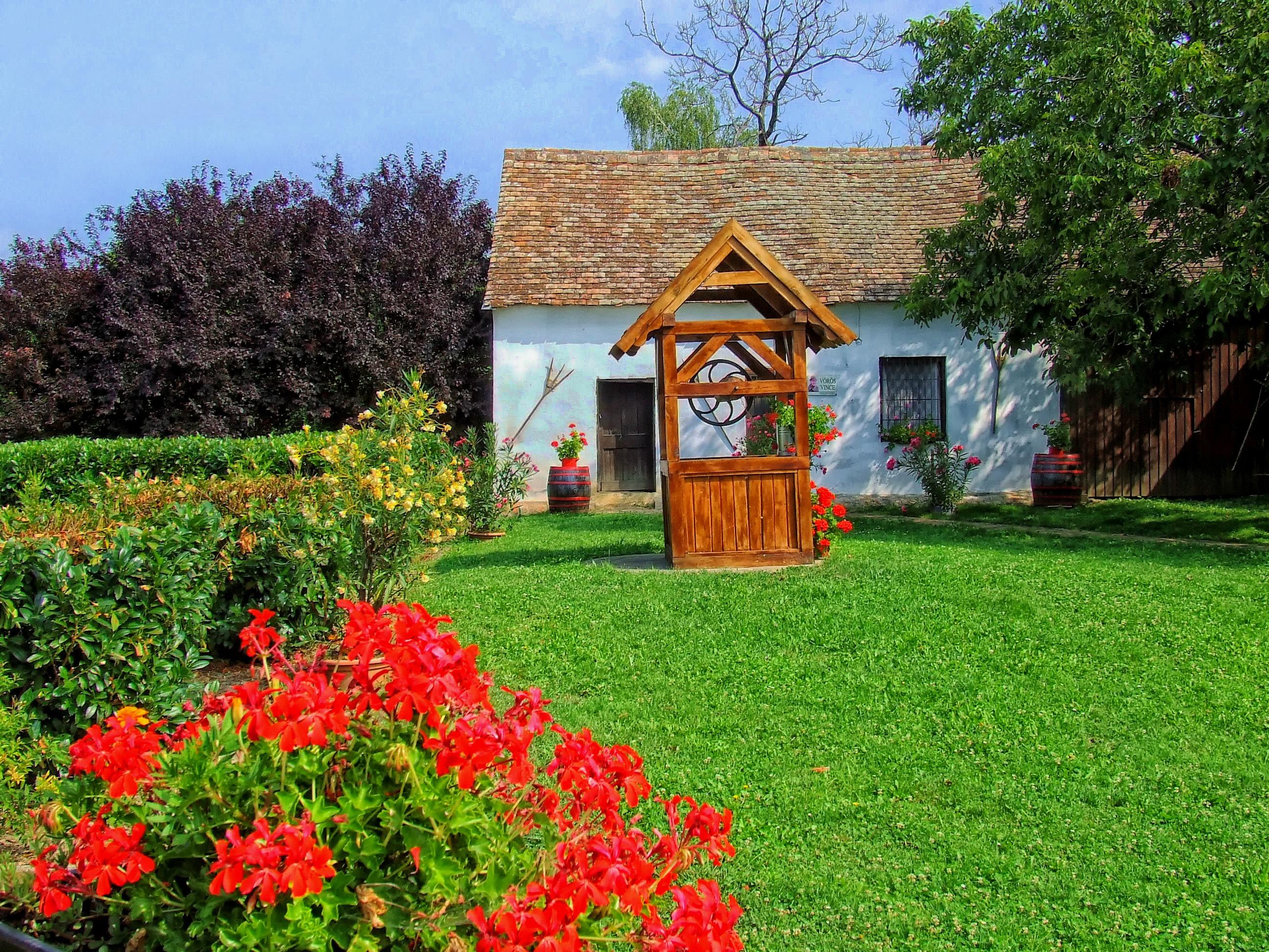 Free Images  nature, architecture, farm, lawn, house