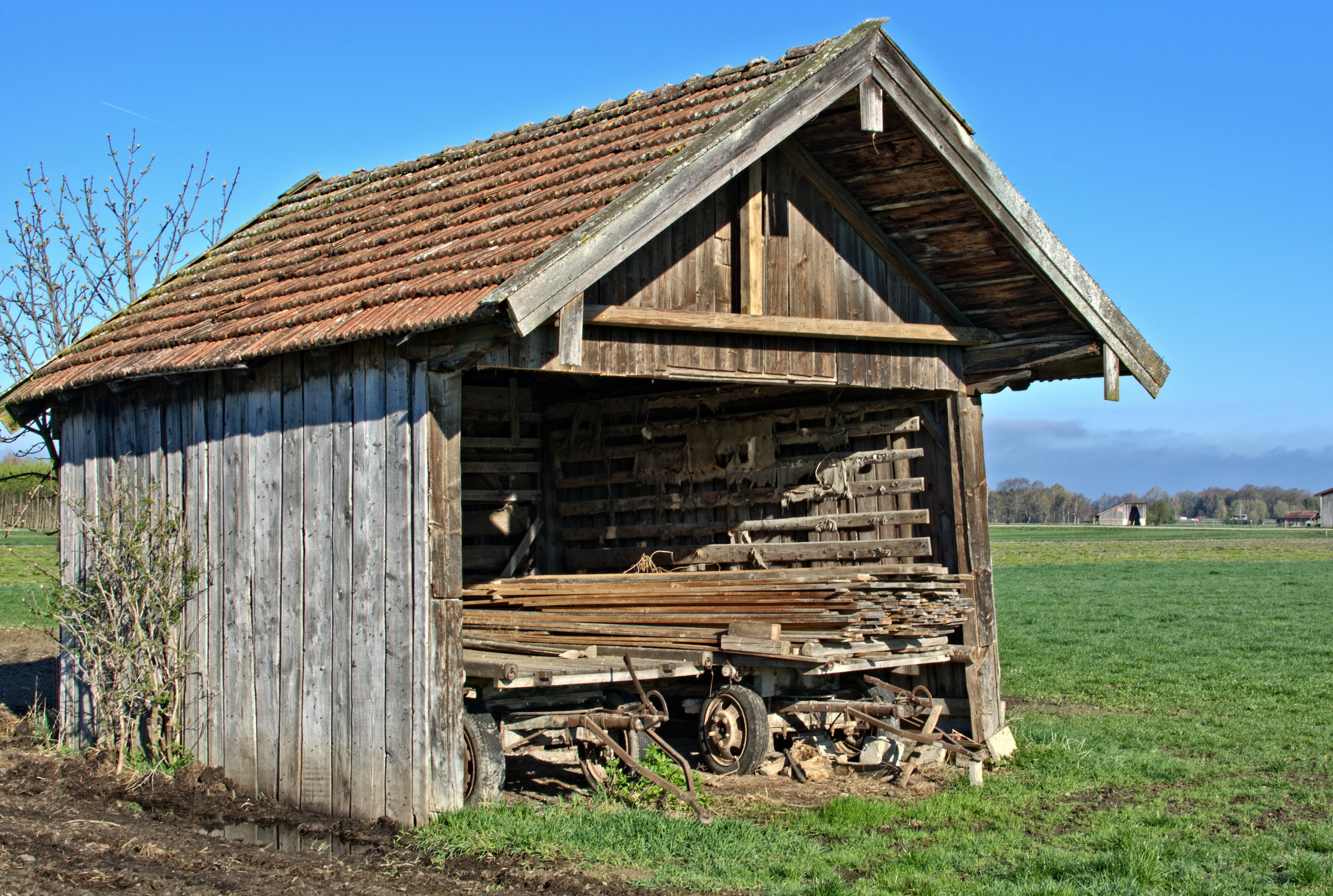 Kostenlose foto : Natur, die Architektur, Holz, Bauernhof, Wiese ...