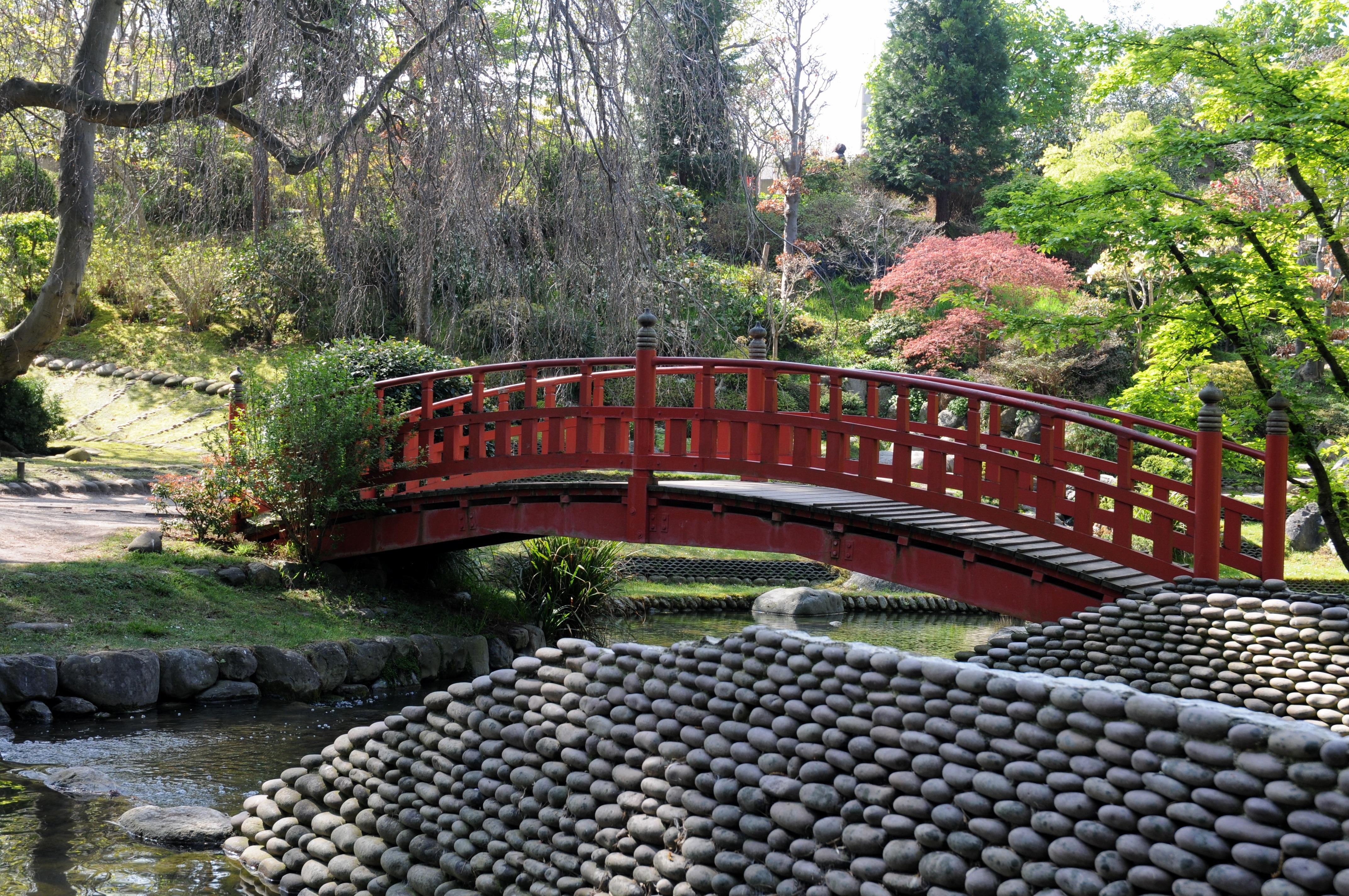 Images gratuites la nature pont fleur parc jardin japonais tombeau jardin botanique - Jardin d eveil boulogne billancourt ...