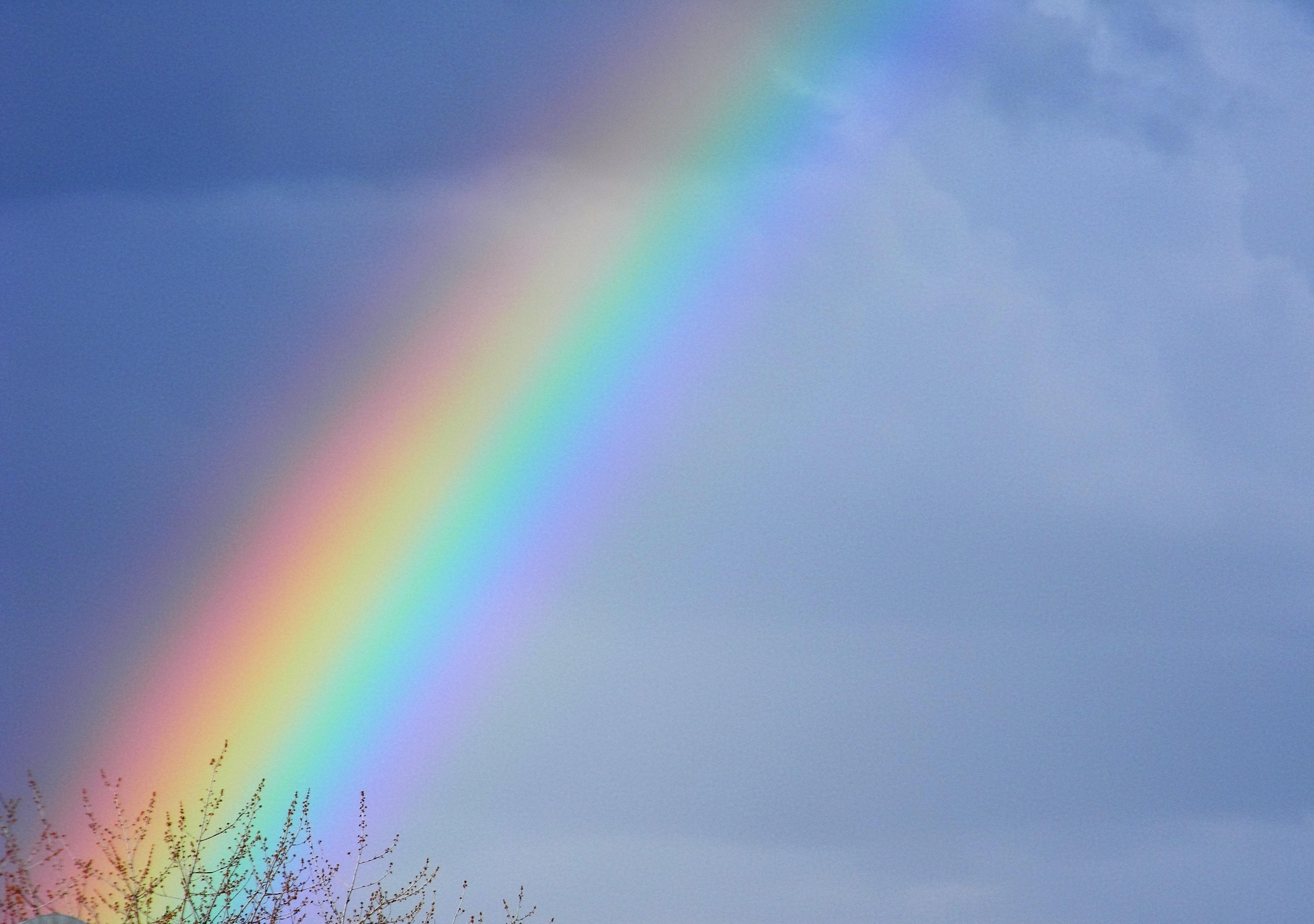 Images gratuites la nature nuage pluie atmosph re - Image arc en ciel gratuite ...