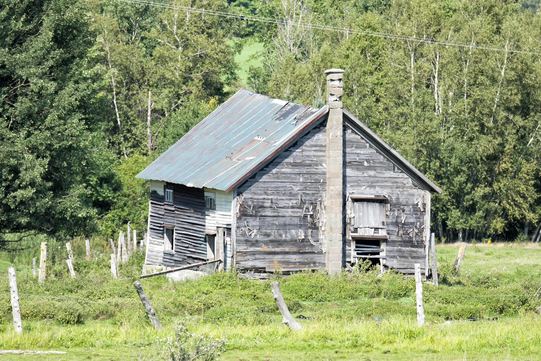 Images Gratuites : la nature, ferme, Prairie, maison, bâtiment ...