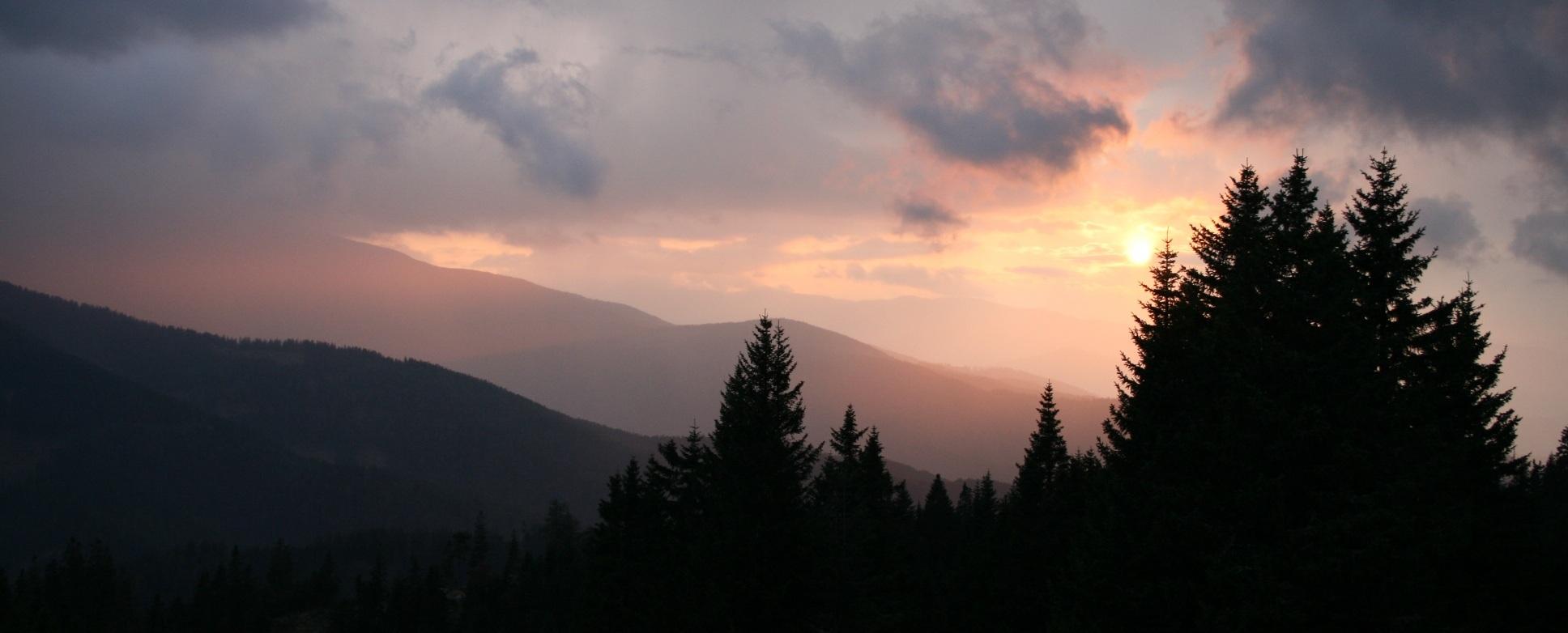 Images gratuites la nature for t montagne nuage lever du soleil le coucher du soleil - Meteo lever et coucher du soleil ...