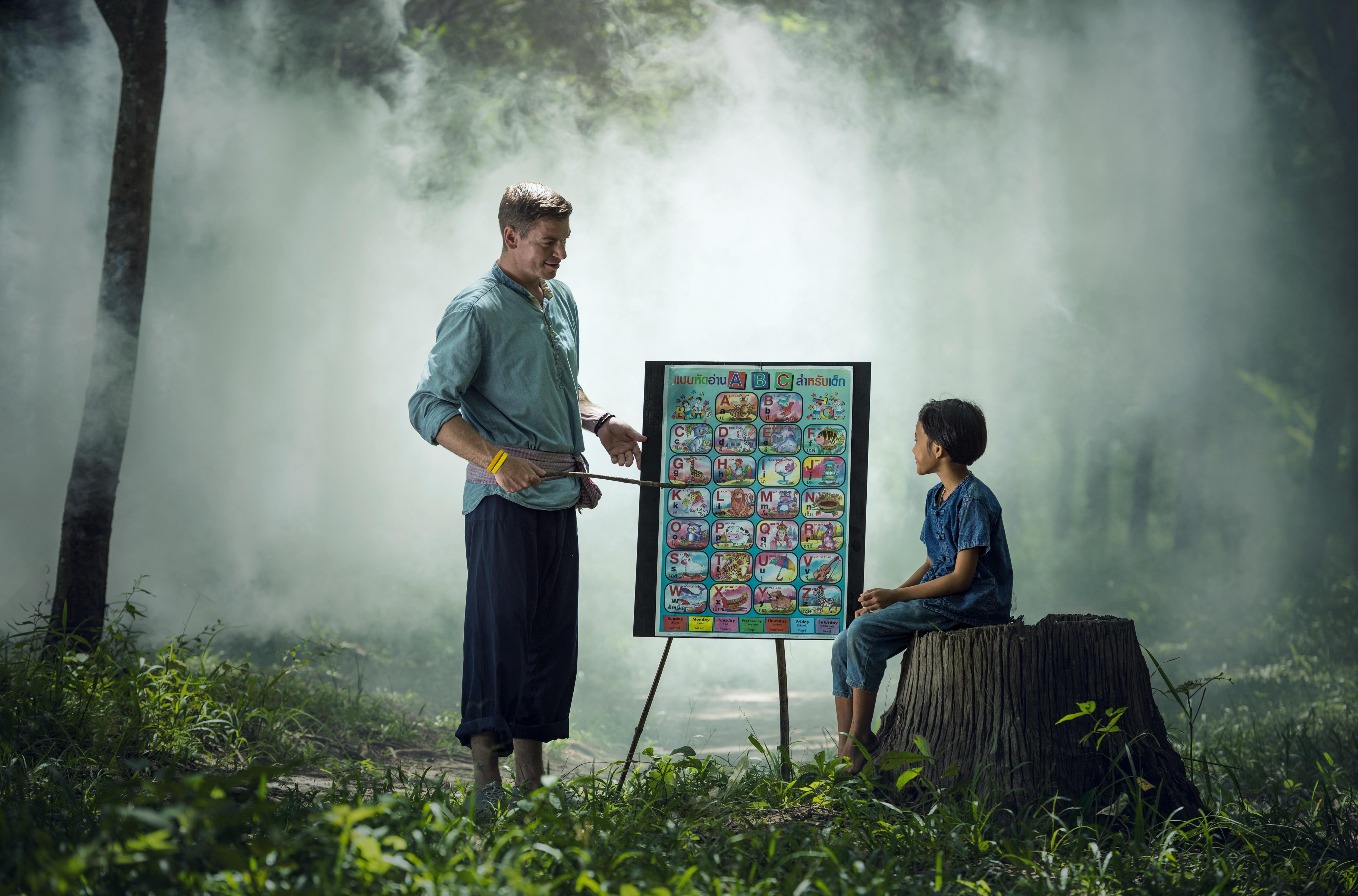 Природа как учитель картинки