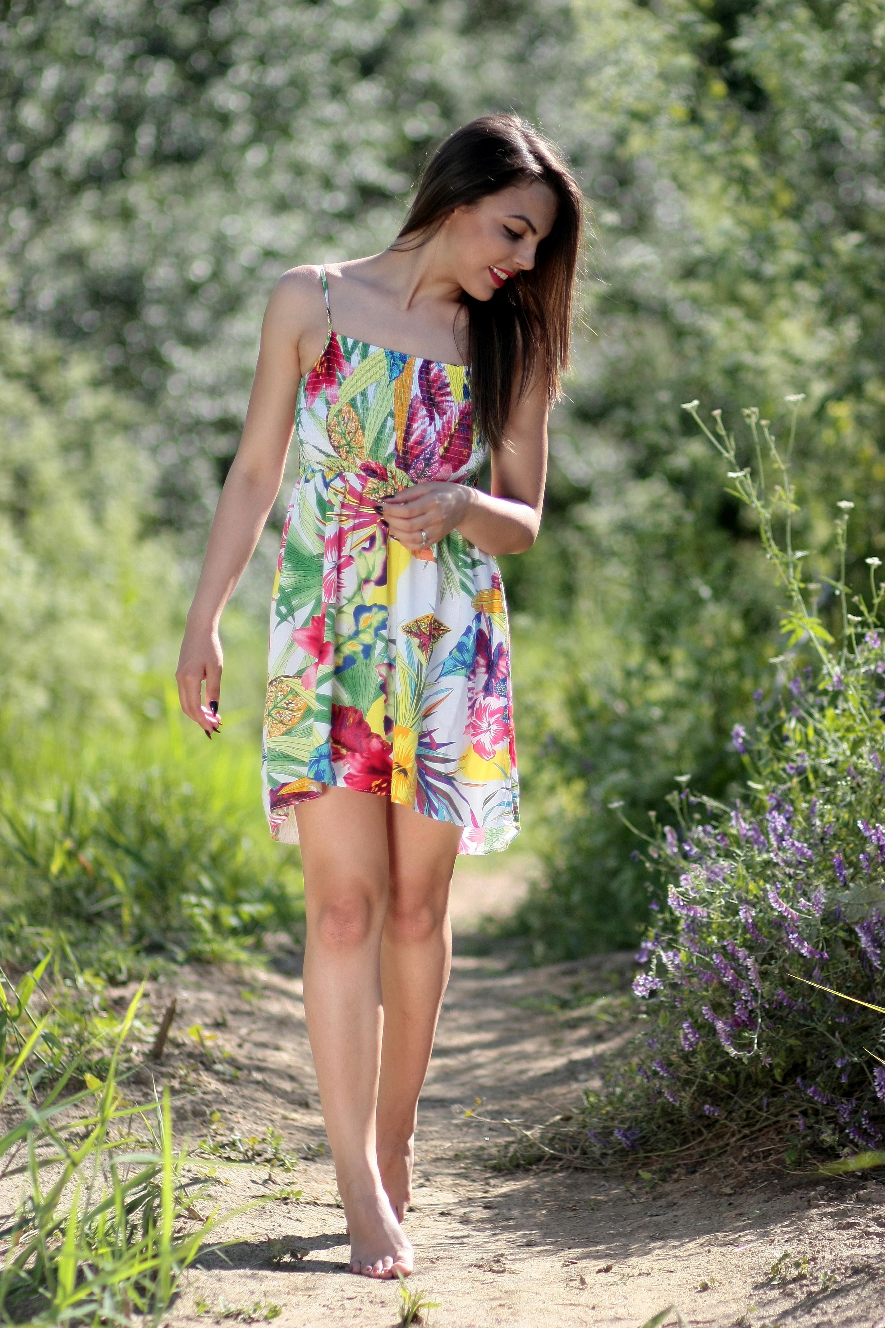 Free Images  Nature, Girl, Summer, Leg, Model, Spring -4061
