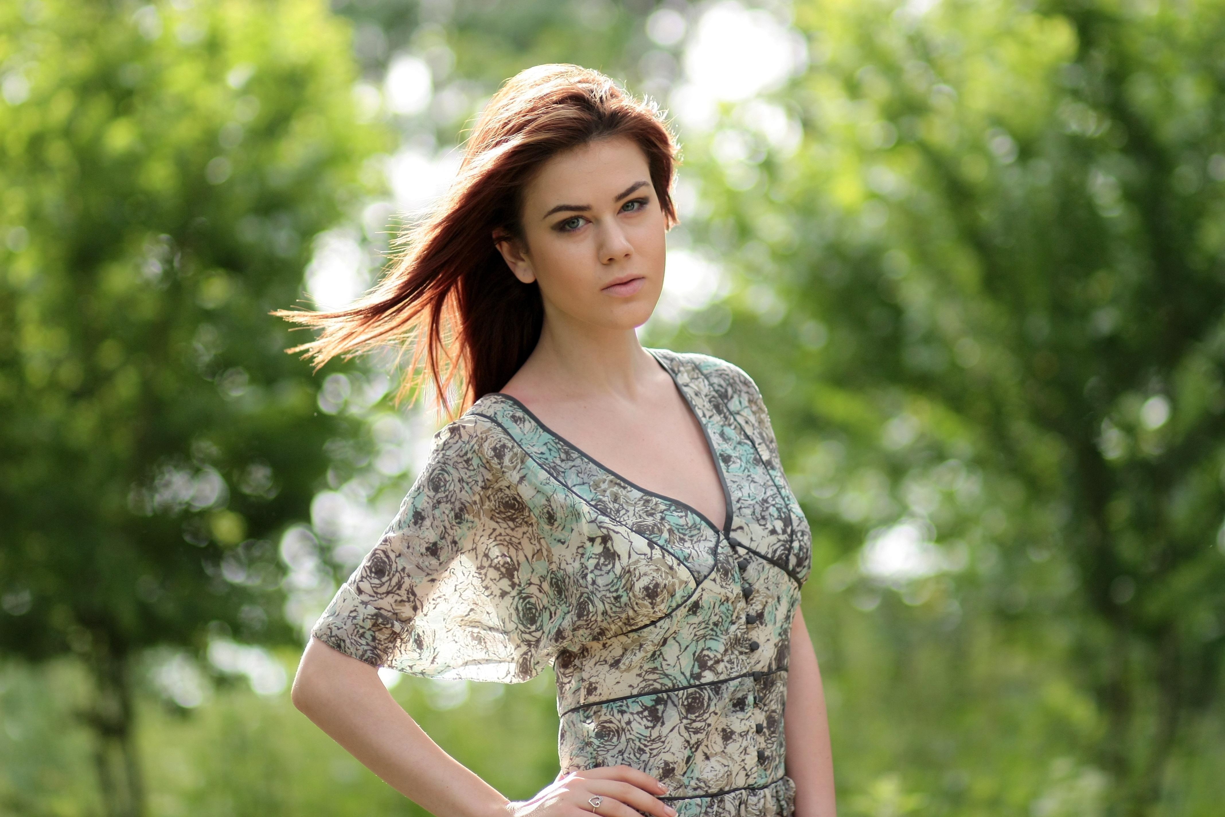 Kostenlose Foto Natur Mädchen Frau Haar Fotografie Modell