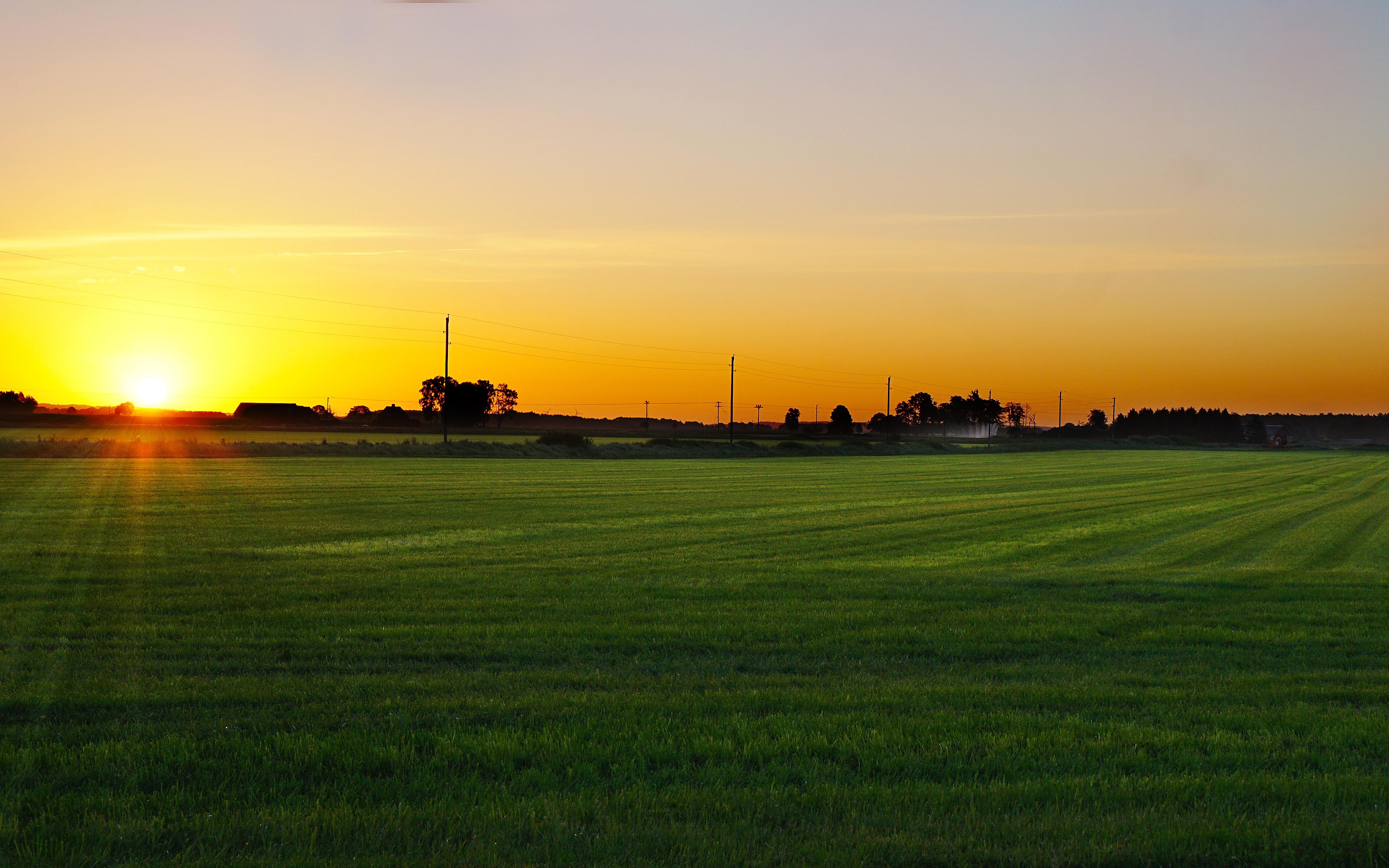 grass field sunrise. Fine Sunrise Free Images  Nature Grass Horizon Cloud Sun Sunrise Sunset Field  Prairie Sunlight Hill Dawn Dusk Evening Agriculture Solar Plain Bed  In Grass Field Sunrise A