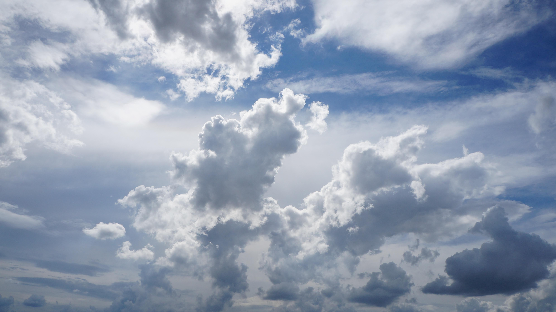 Free Images : nature, horizon, sky, sunlight, daytime, cumulus ...