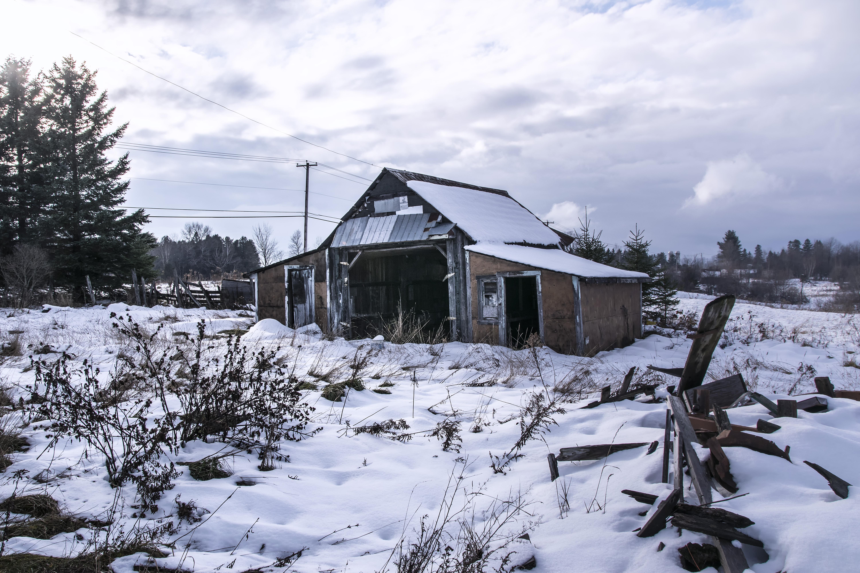 Images Gratuites : la nature, Montagne, neige, hiver, cabane, Météo ...