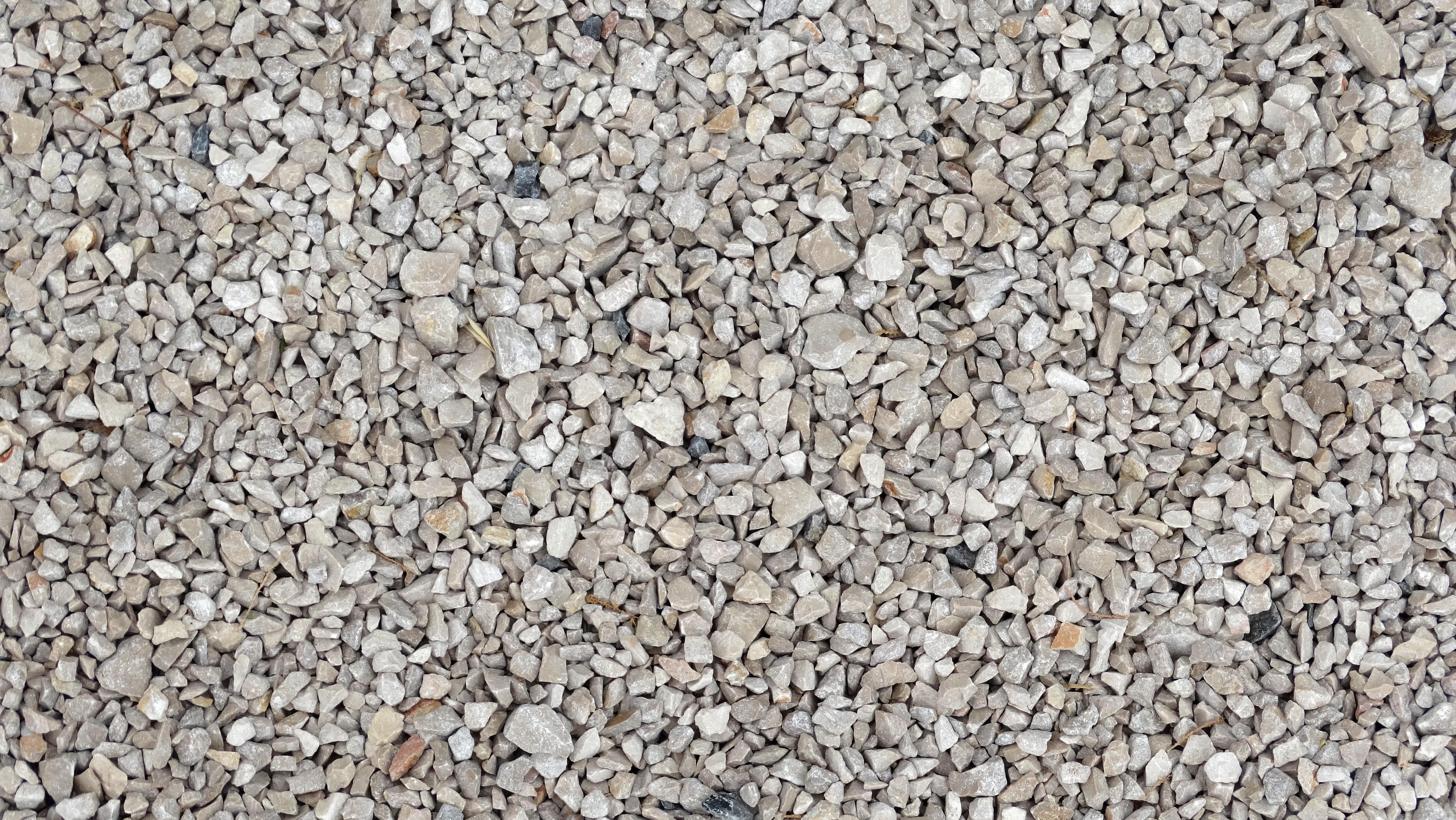 Nature Outdoor Sand Rock Stone Asphalt Macro Pebble Clean Soil Material Surface Grey Rubble Gravel Flooring