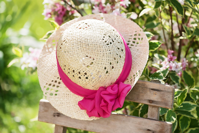 могу картинки лето шляпа и цветы мой взгляд