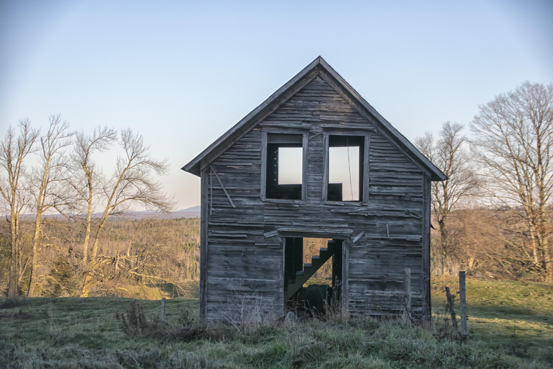 Images Gratuites : la nature, prairie, maison, bâtiment, Grange ...