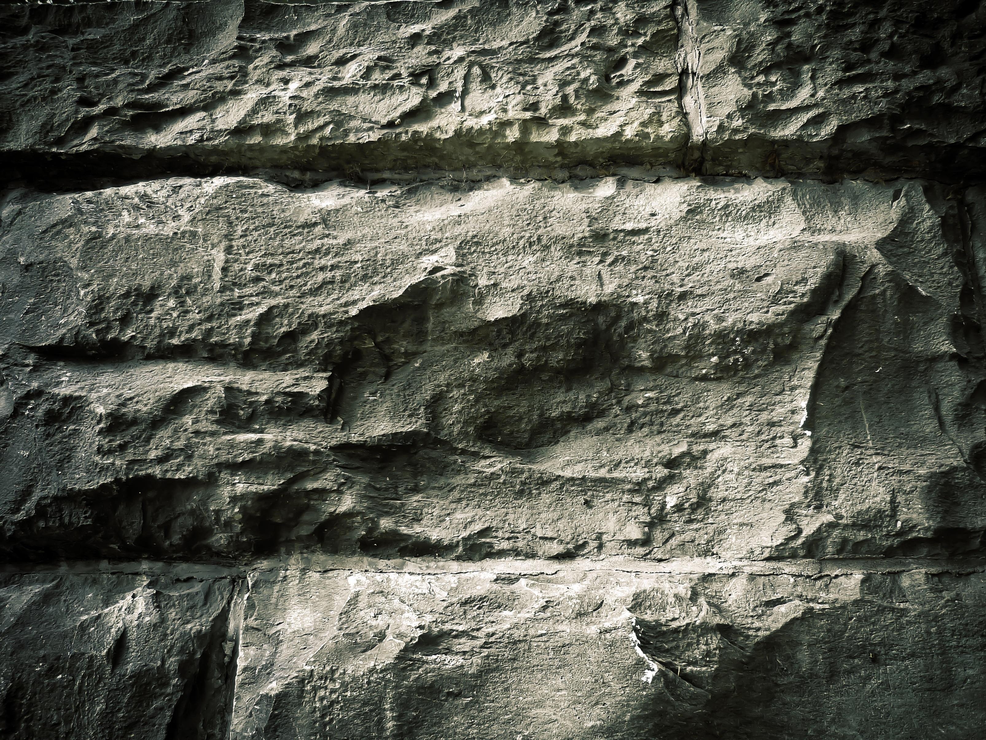 Fotos gratis naturaleza rock en blanco y negro for Piedra granito negro