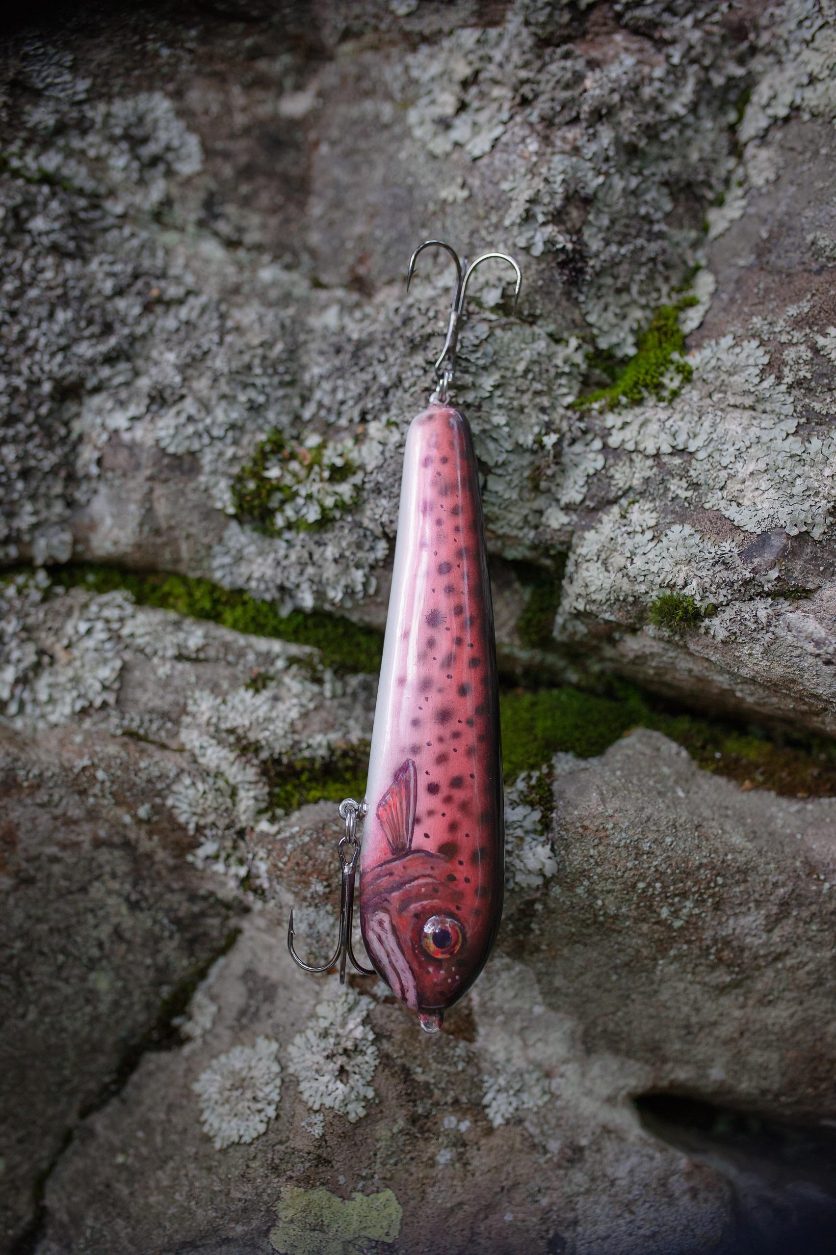 Рыбы камень цветок