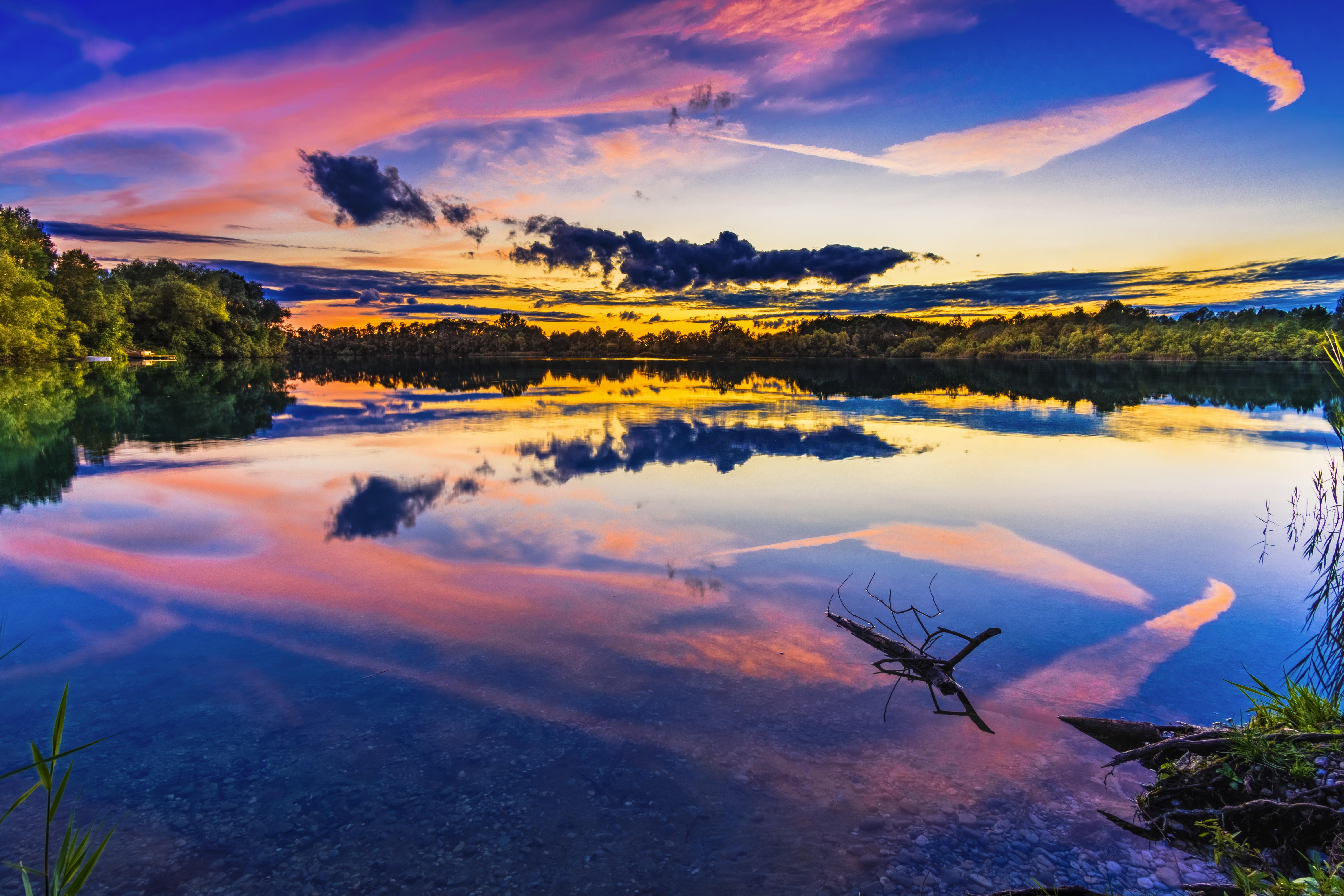 無料画像 自然 空 雲 反射 荒野 夜明け ロッホ 湖 貯水池 朝 湿地 雰囲気 地平線 現象 水資源 イブニング マウント風景 川 夕暮れ 日没 太陽光 国立公園 バンク コンピュータの壁紙 日の出 木 落ち着いた 山 水路 5984x39