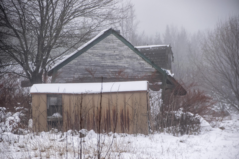 Images Gratuites : la nature, neige, hiver, maison, Grange, cabane ...