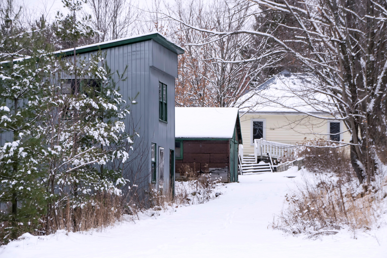 Images Gratuites : la nature, neige, hiver, maison, bâtiment ...