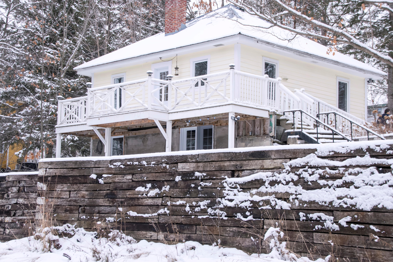 Images Gratuites : la nature, neige, hiver, maison, bâtiment, chalet ...