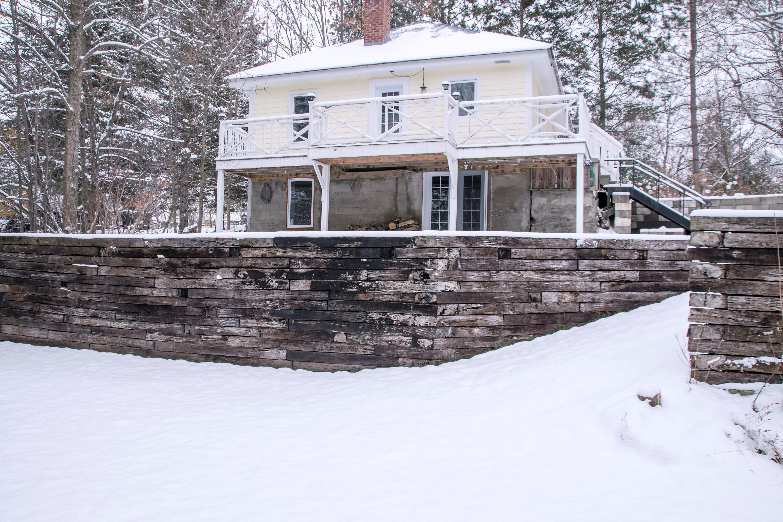 Images Gratuites : la nature, neige, hiver, bois, maison, chalet ...