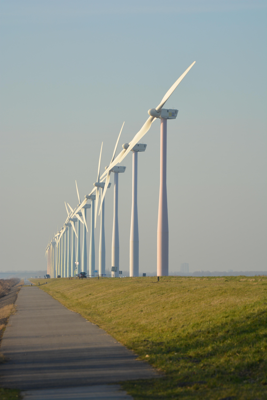Gratis Afbeeldingen Natuur Uitzicht Windmolen Wind