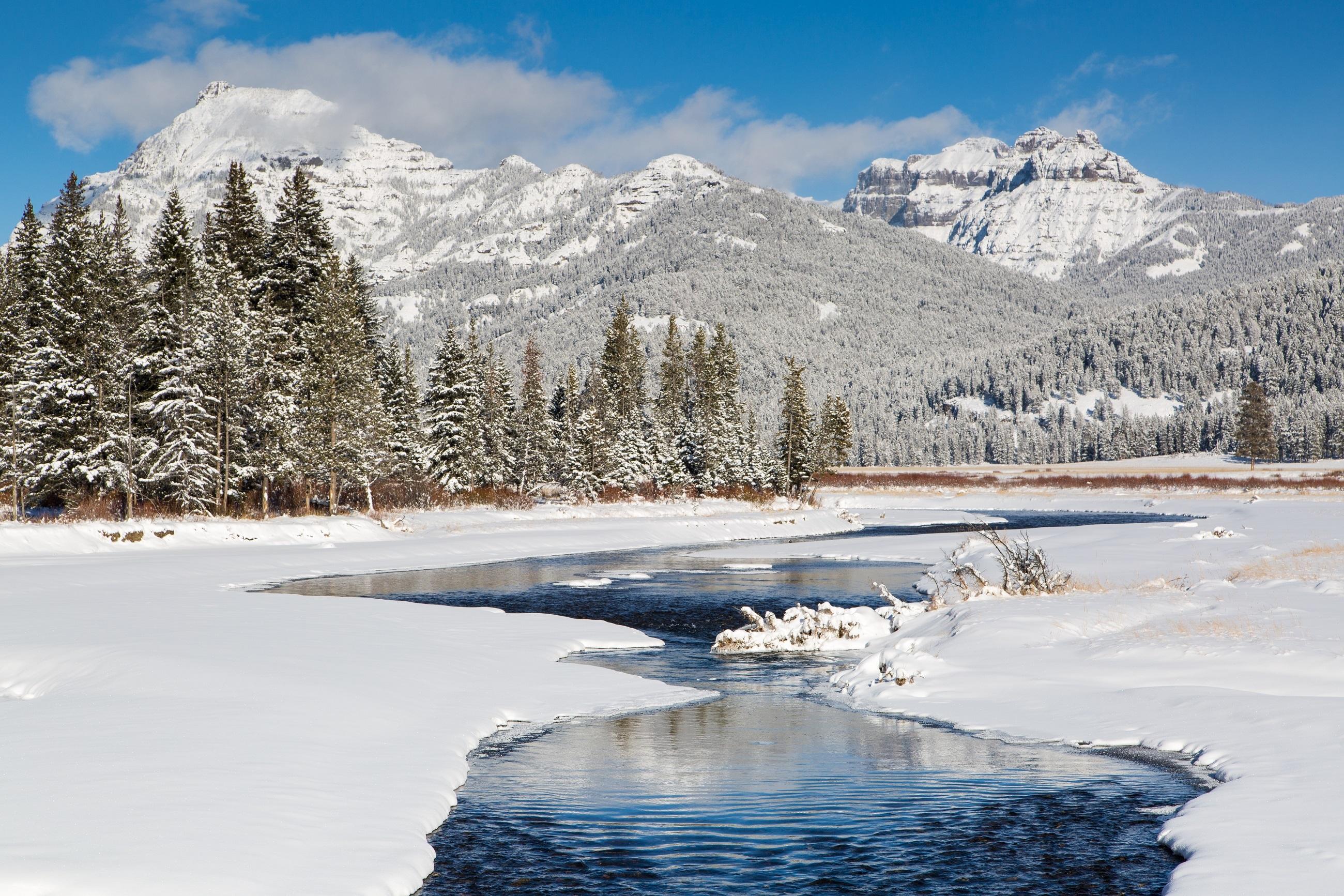 free images nature wilderness snow winter lake. Black Bedroom Furniture Sets. Home Design Ideas
