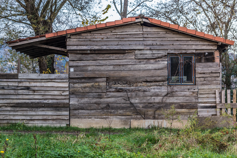 Fotos gratis : naturaleza, casa, edificio, cobertizo, choza, cabaña ...