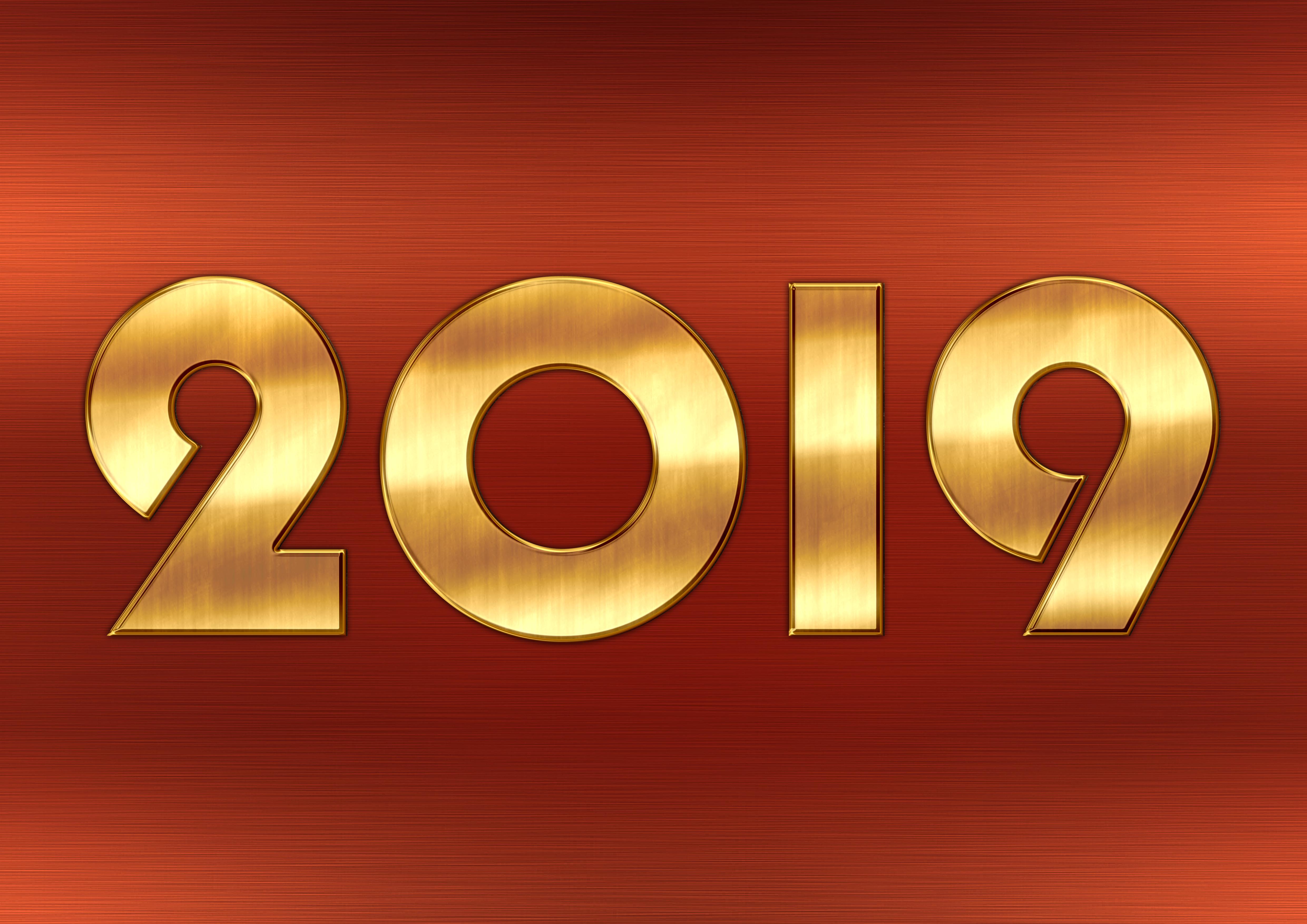 Kostenlose Foto Silvester Neujahr Grußkarte Drehung Des Jahres