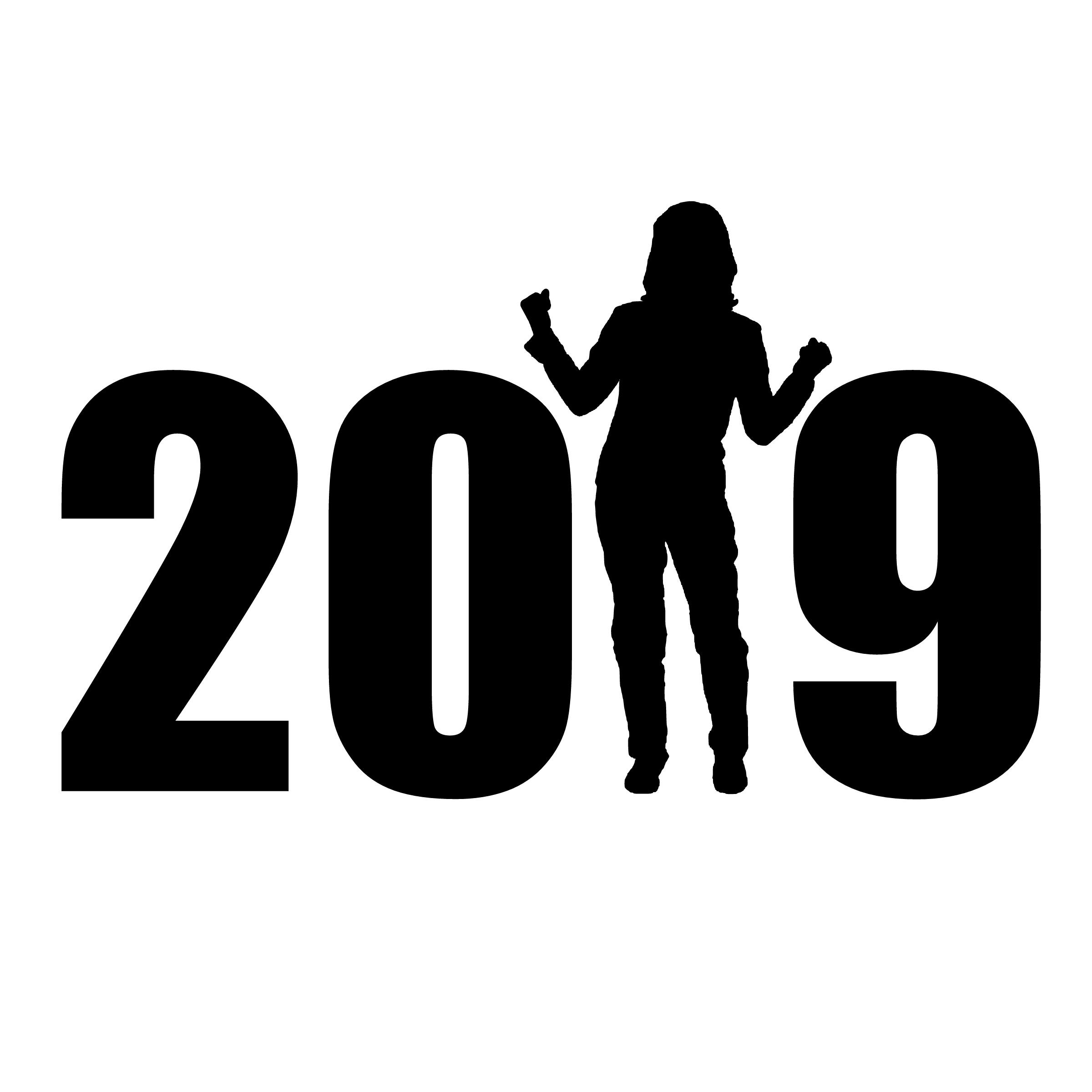 Hình Ảnh : Năm Mới, 2019, Đàn Bà, Lối Sống, Thoát Ra, Sự Quyết Tâm, Năm Mới  Của Đêm Trước, Sự Thành Công, Nguyện Vọng, Hạnh Phúc, Cải Tiến, Những  Người, ...