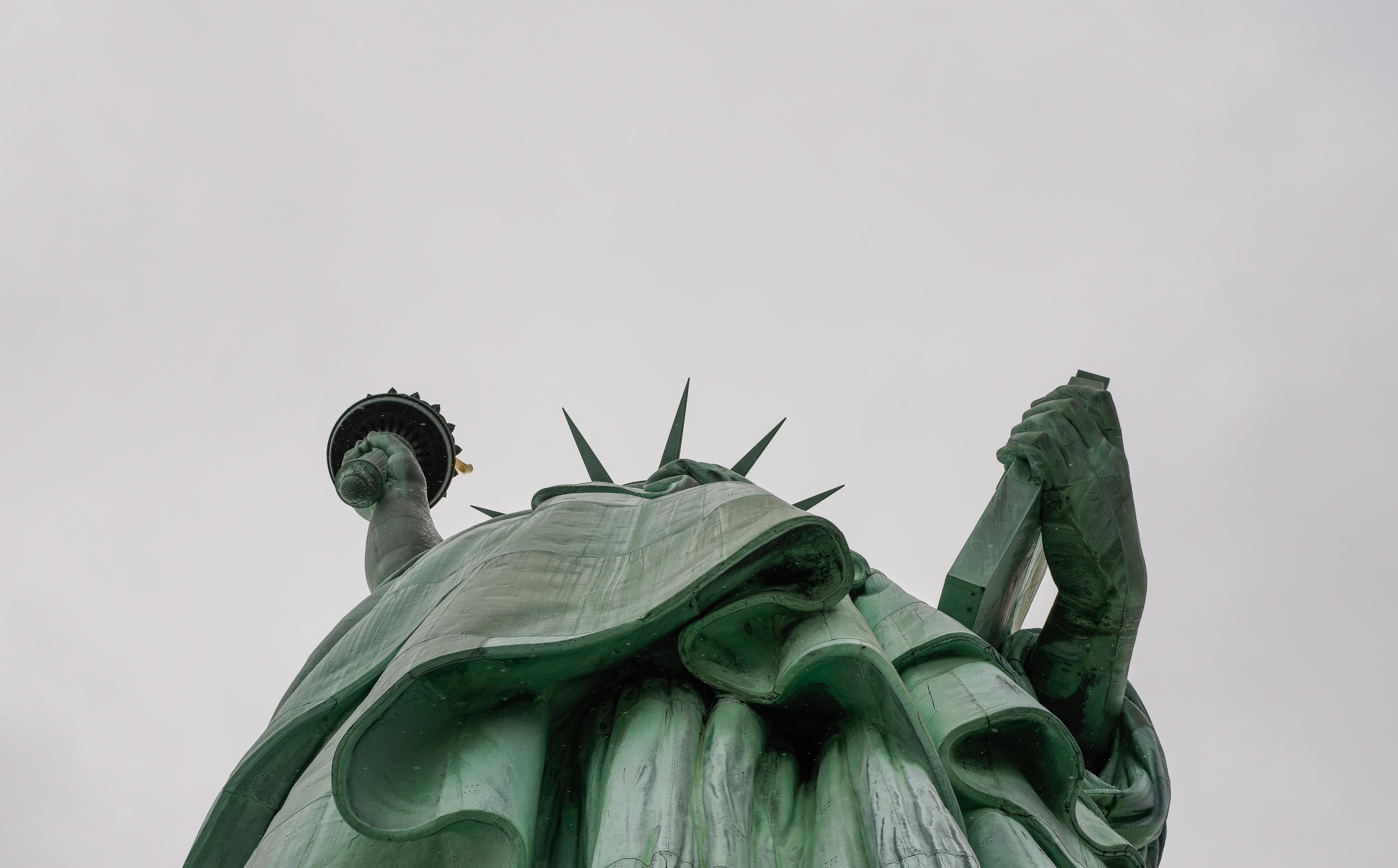 Free images new york manhattan monument green statue of new york manhattan monument statue green statue of liberty symbol color usa america landmark freedom tourism biocorpaavc