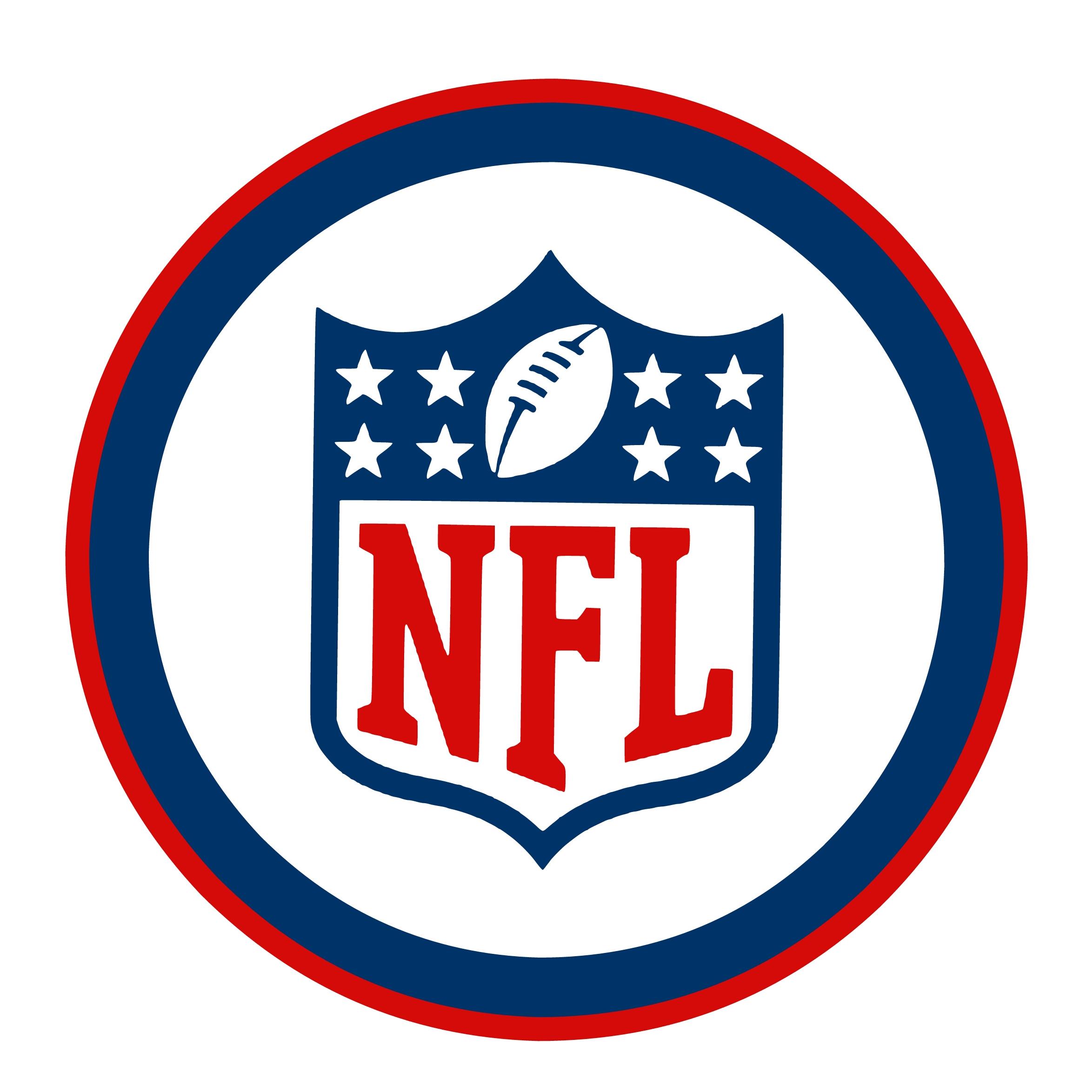 Gambar Nfl Nasional Sepak Bola Liga Logo Icon Olahraga