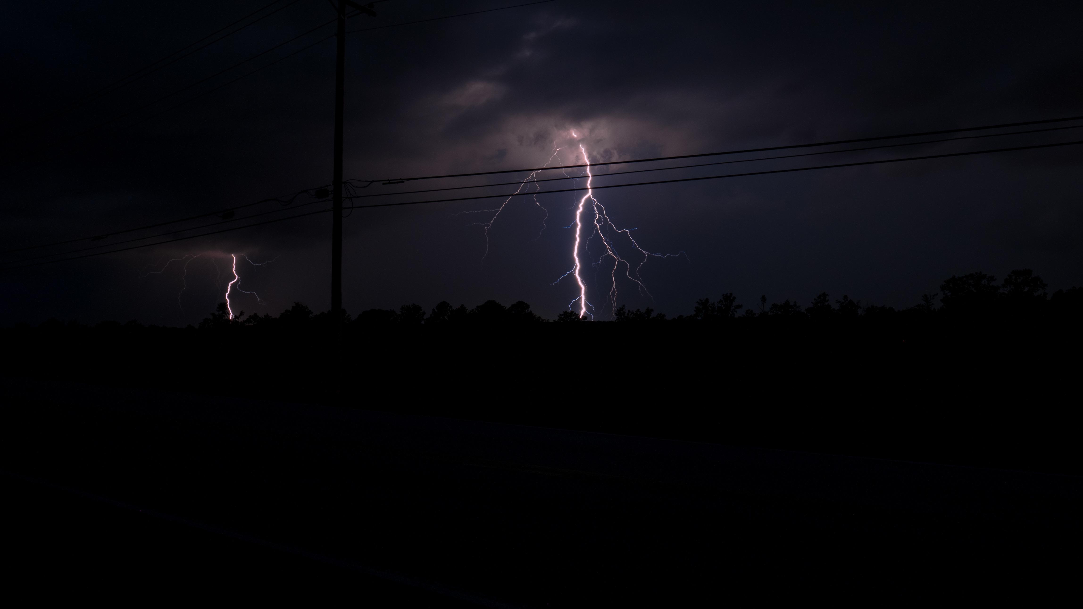 был атмосферное электричество фото стандартном