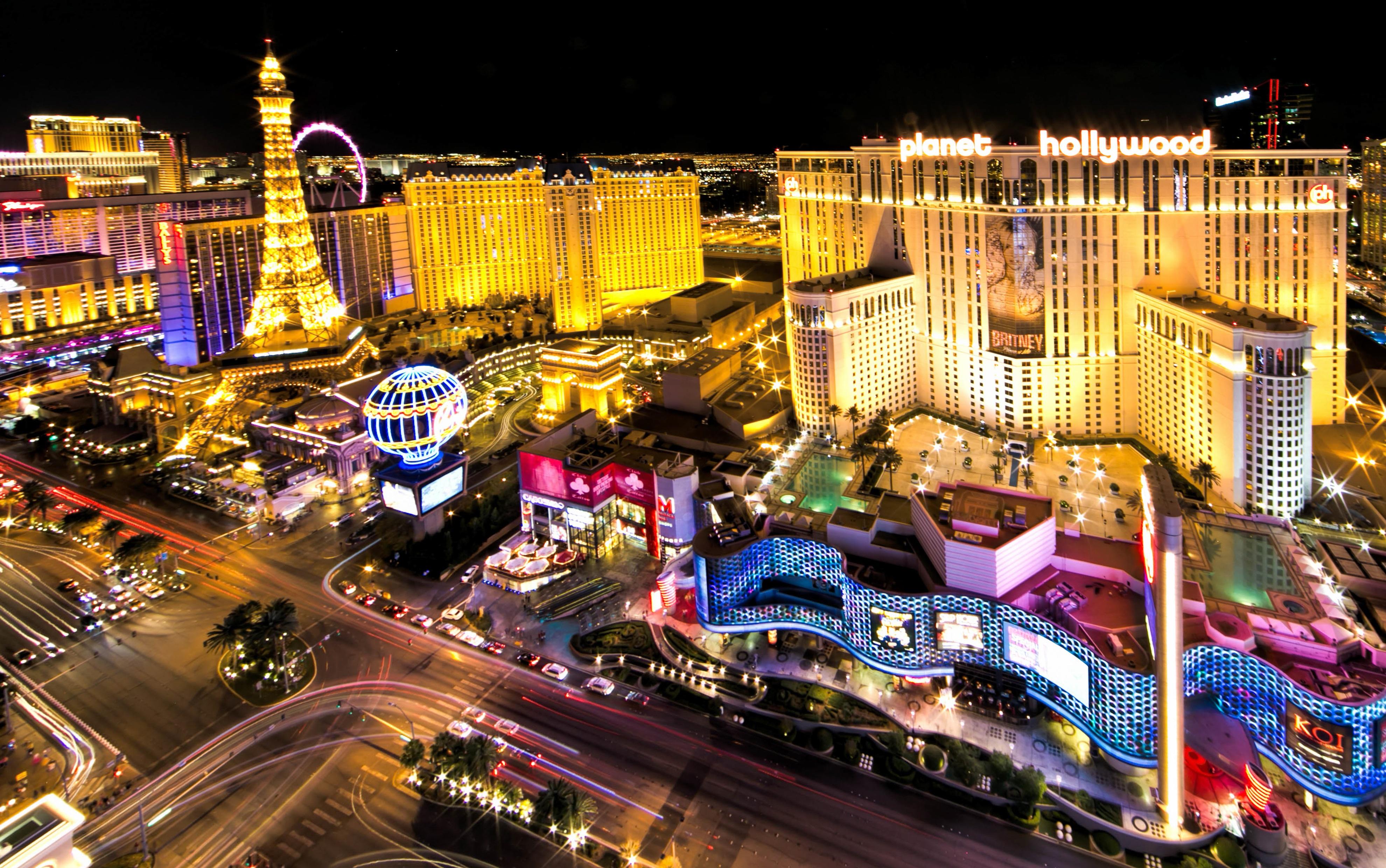 картинки : ночь, городской пейзаж, отпуск, путешествовать, парк развлечений, Ориентир, Ночная жизнь, Туризм, Освещенный, Фестиваль, Гостиница, казино, ...