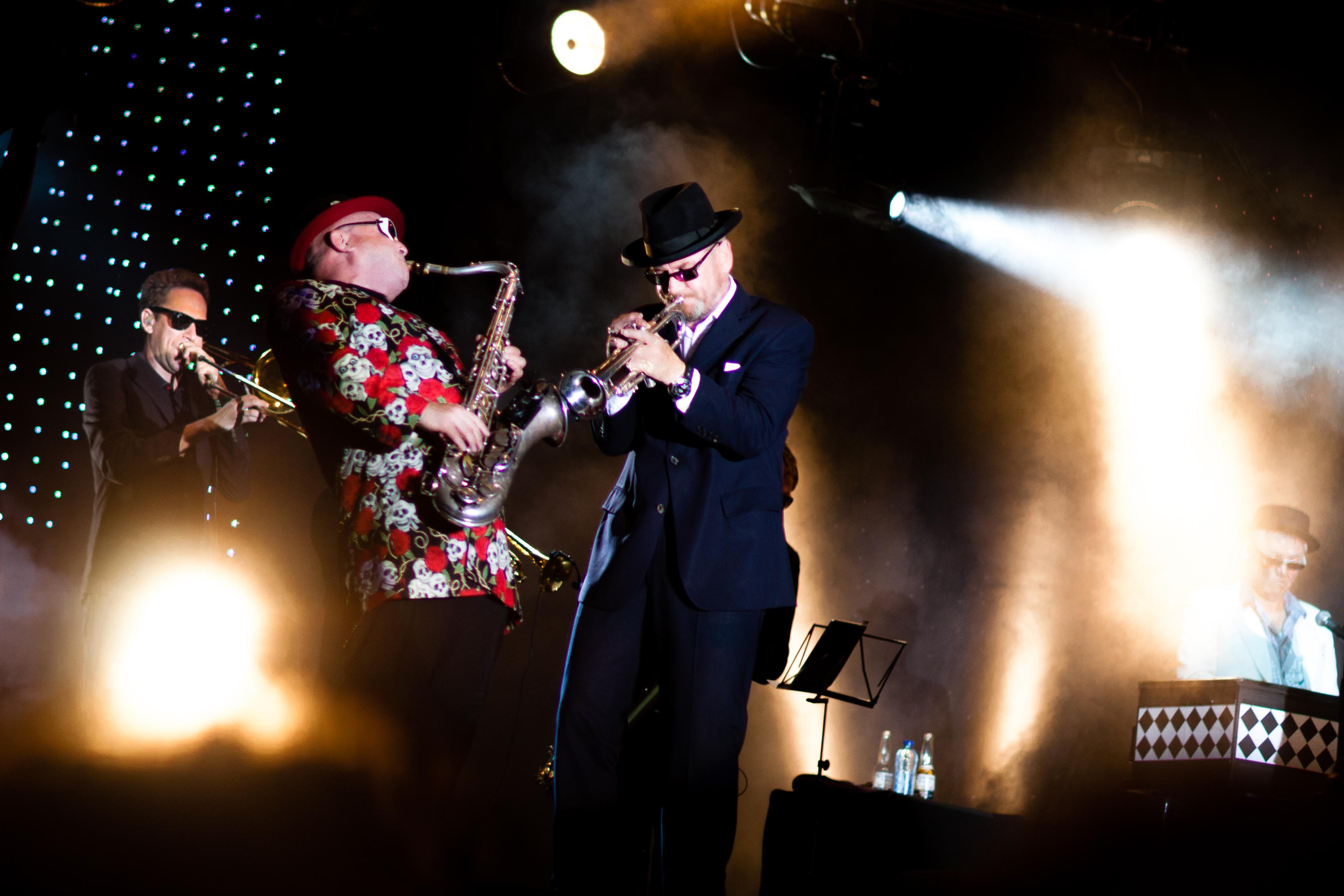 madness concert nederland