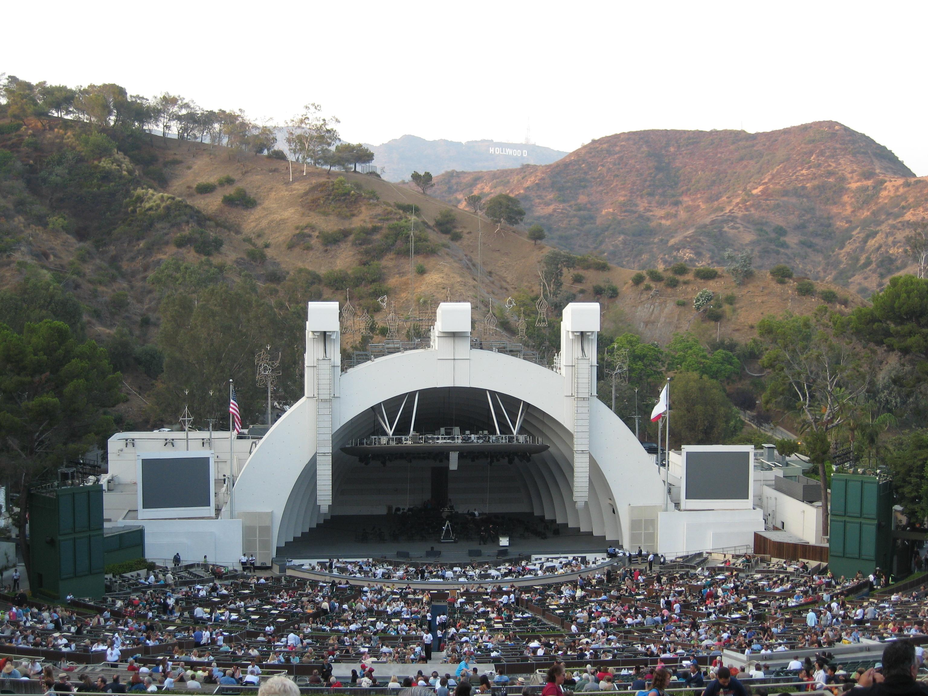 Free Images : night, hollywood, concert, bowl, tourism, stadium