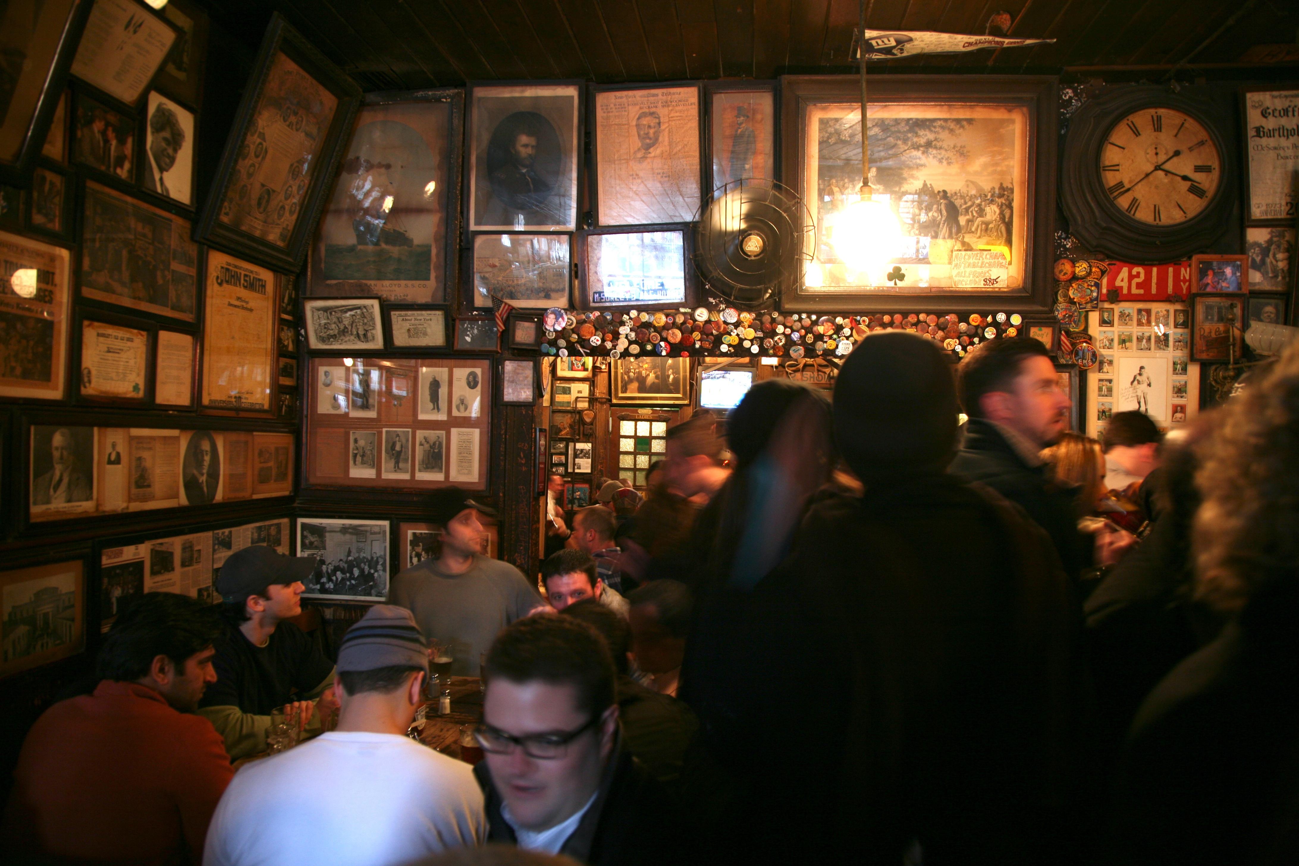 Kostenlose foto : Nacht-, Restaurant, Manhattan, Menge, Nyc ...