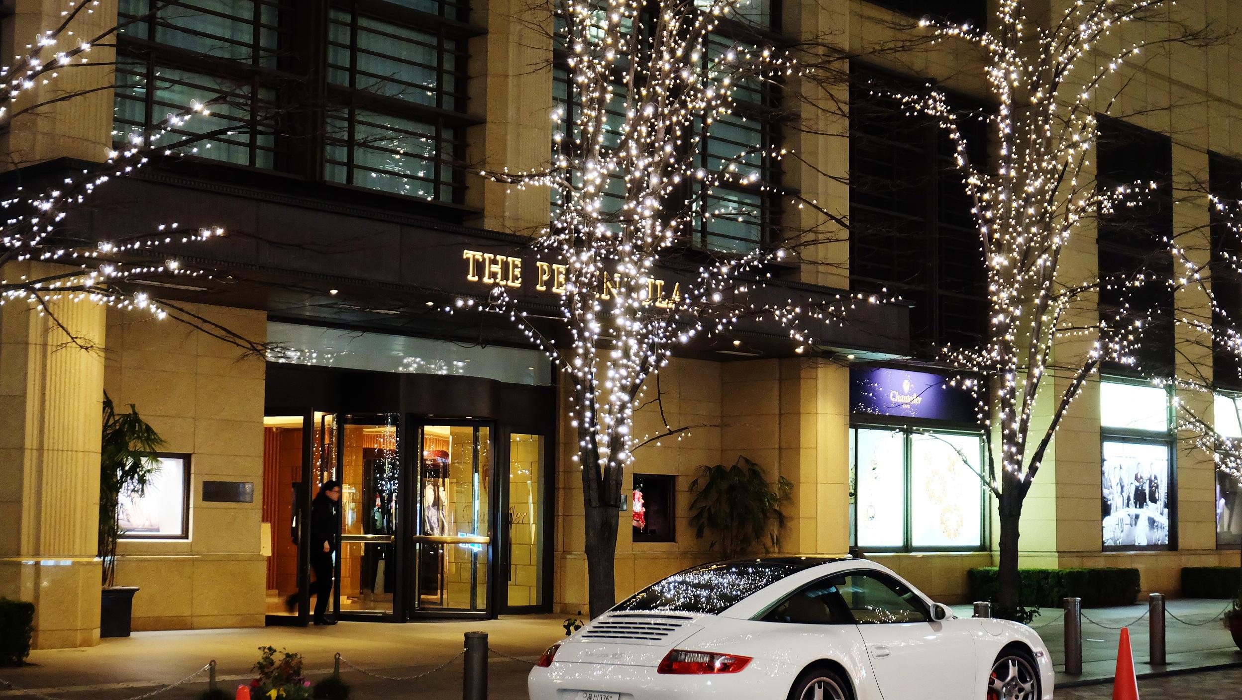 Kostenlose foto nacht restaurant fahrzeug halbinsel for Innenarchitektur hotel