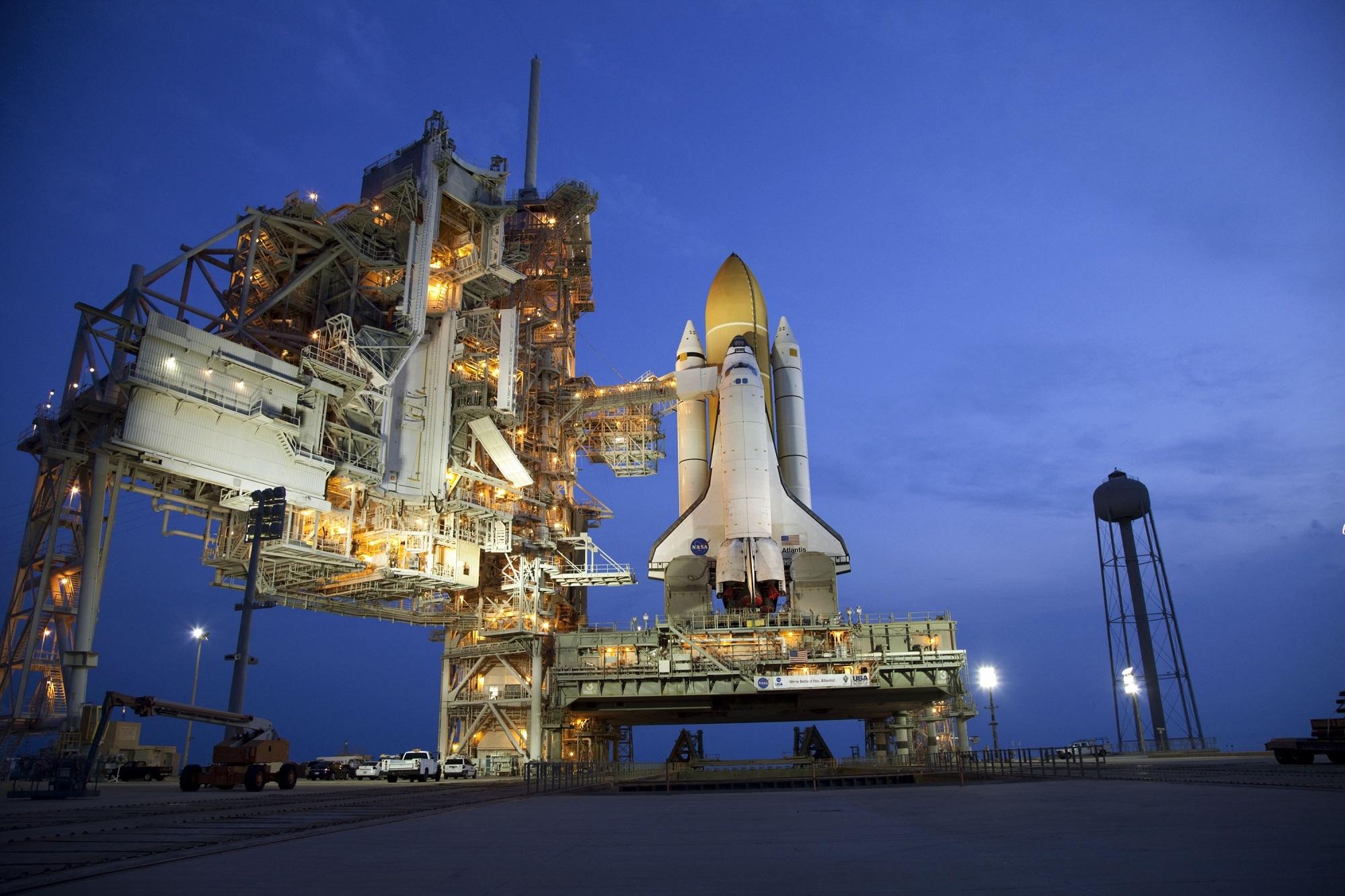 space shuttle mission landmark accomplishments - photo #2